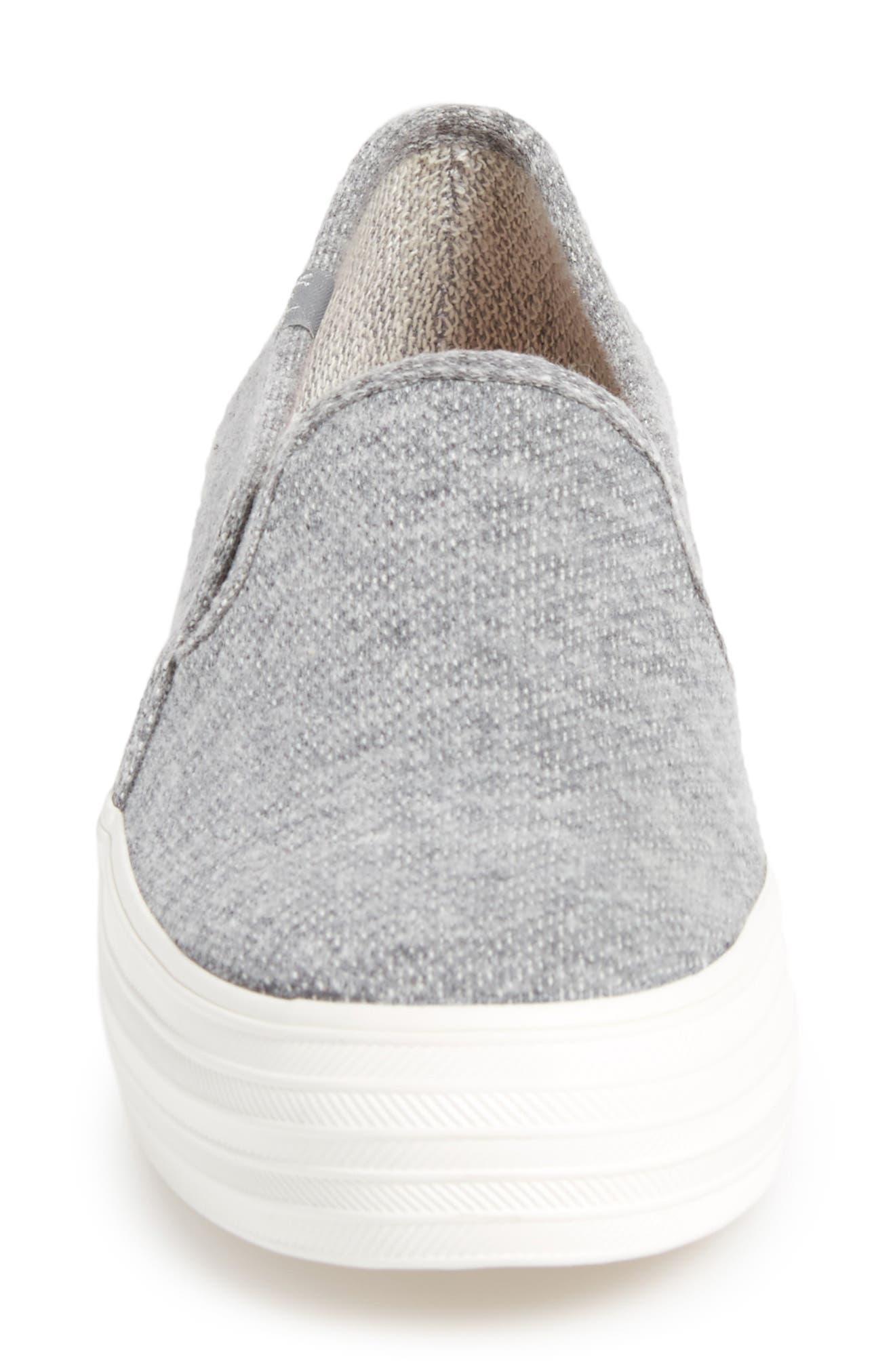 Triple Decker Slip-On Platform Sneaker,                             Alternate thumbnail 30, color,