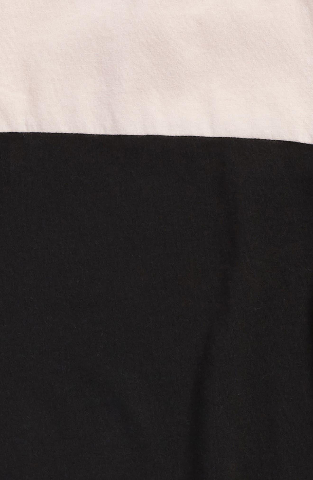 Color Block Shirt,                             Alternate thumbnail 2, color,                             001