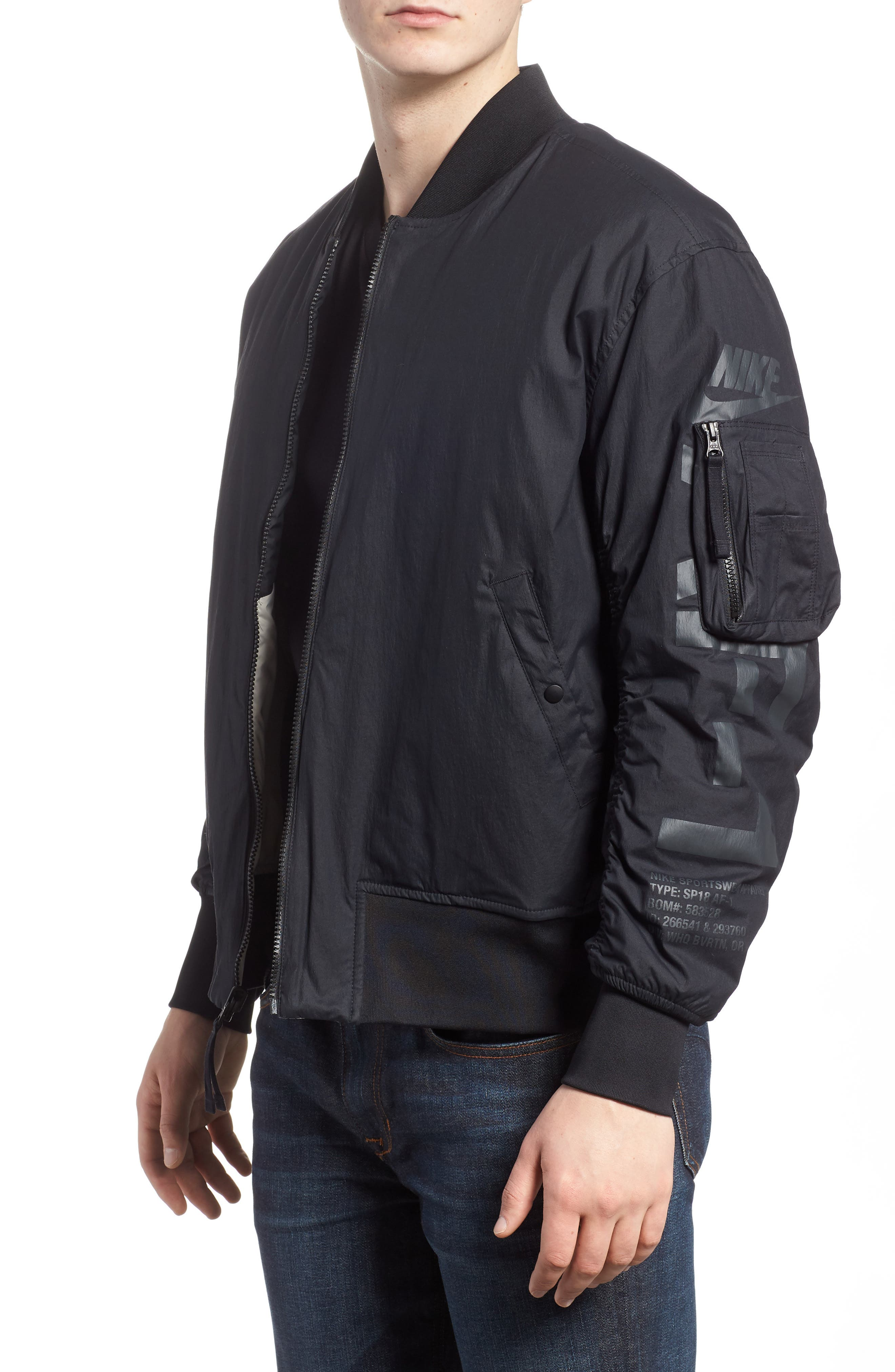 NSW Air Force 1 Jacket,                             Alternate thumbnail 2, color,                             010