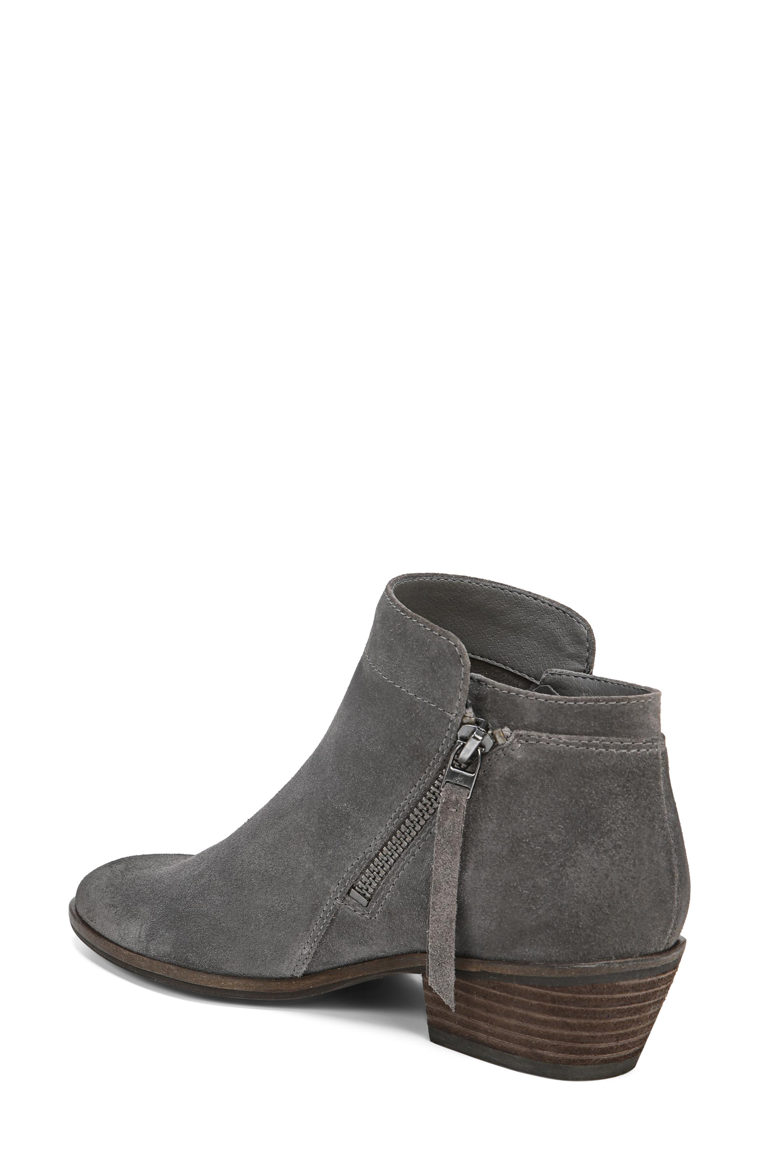Packer Bootie,                             Alternate thumbnail 2, color,                             STEEL GREY SUEDE LEATHER