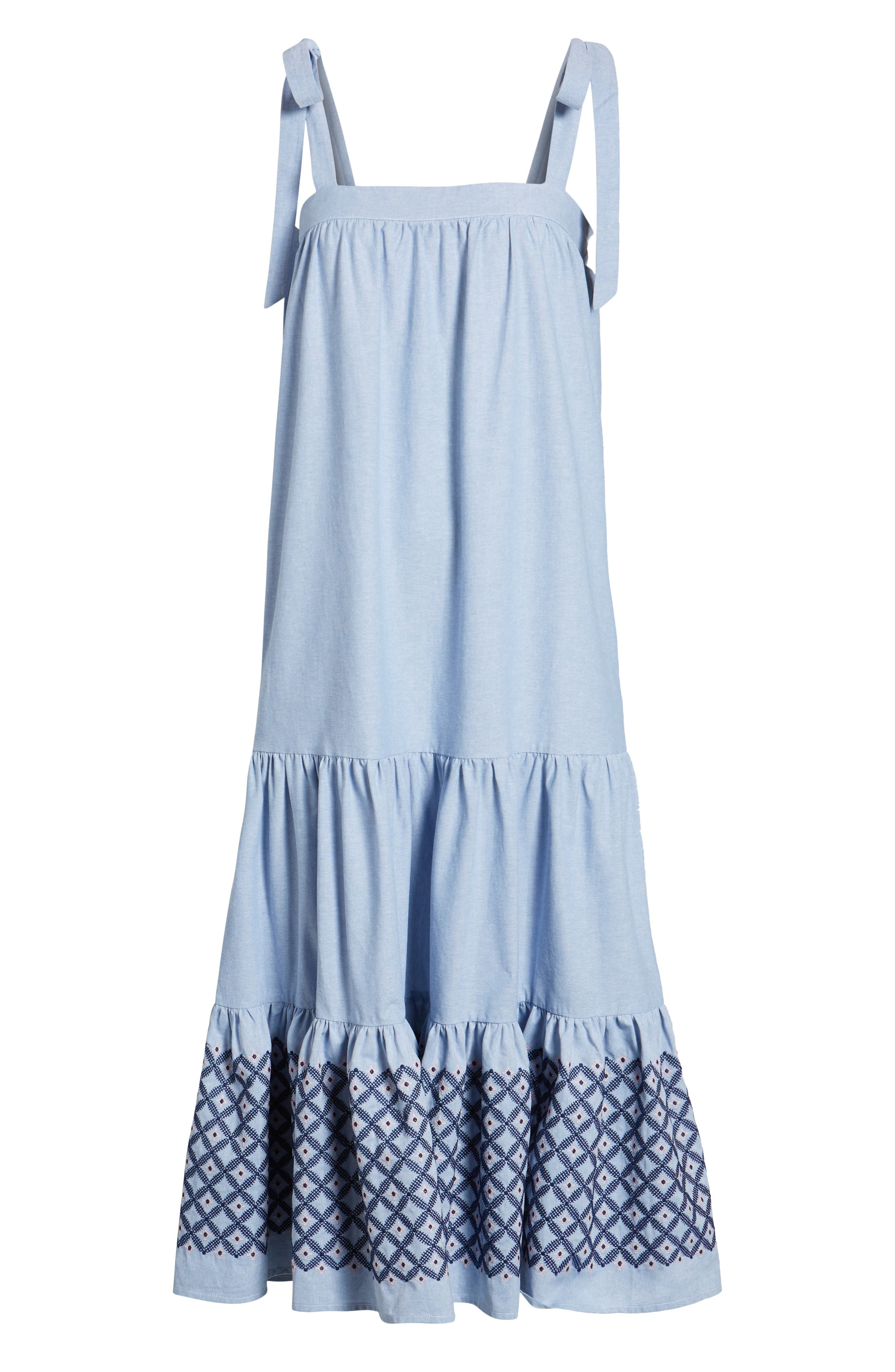 Lucy Dress,                             Alternate thumbnail 7, color,                             400