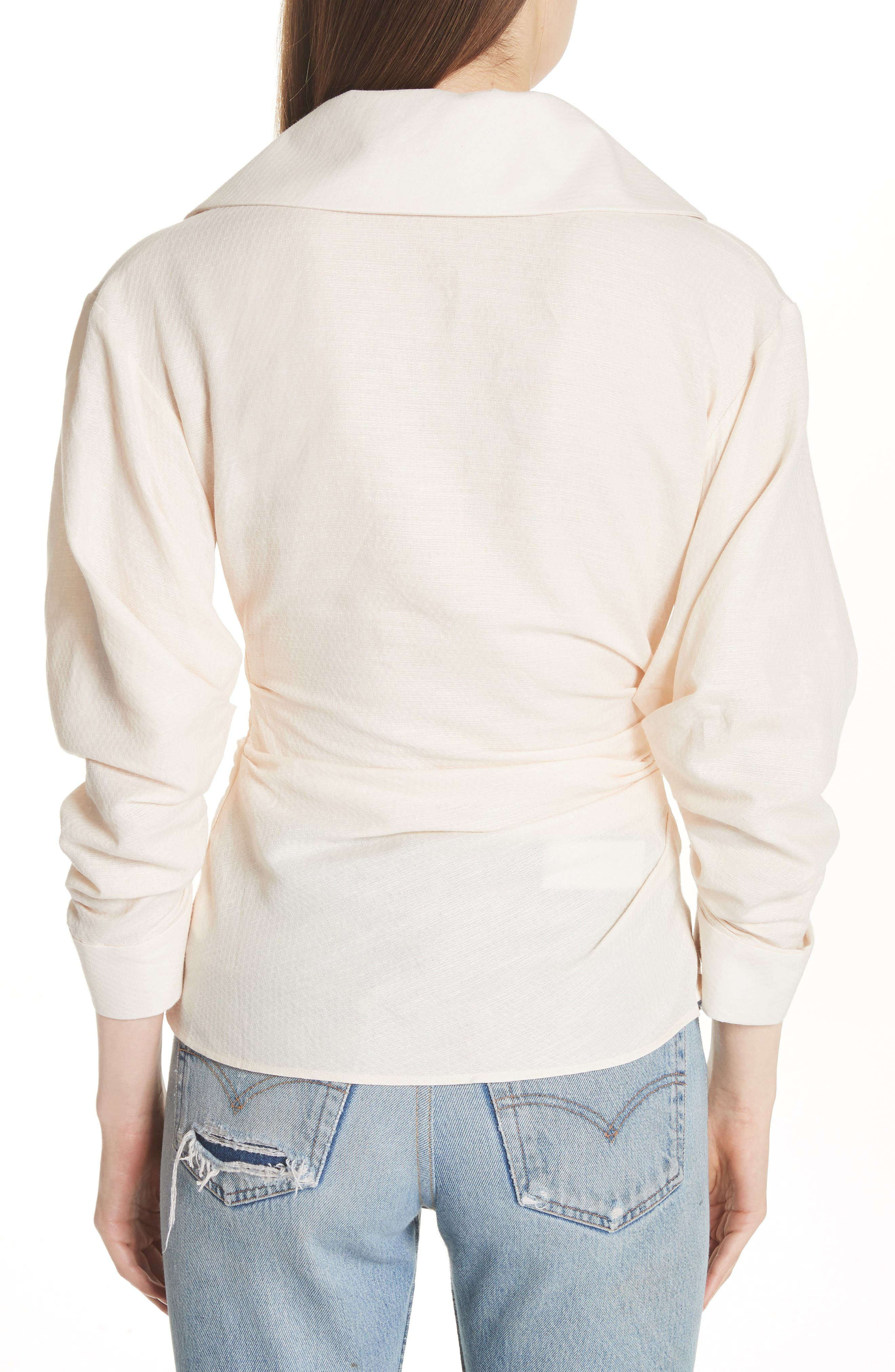 La Chemise Maceio Shirt,                             Alternate thumbnail 2, color,                             250