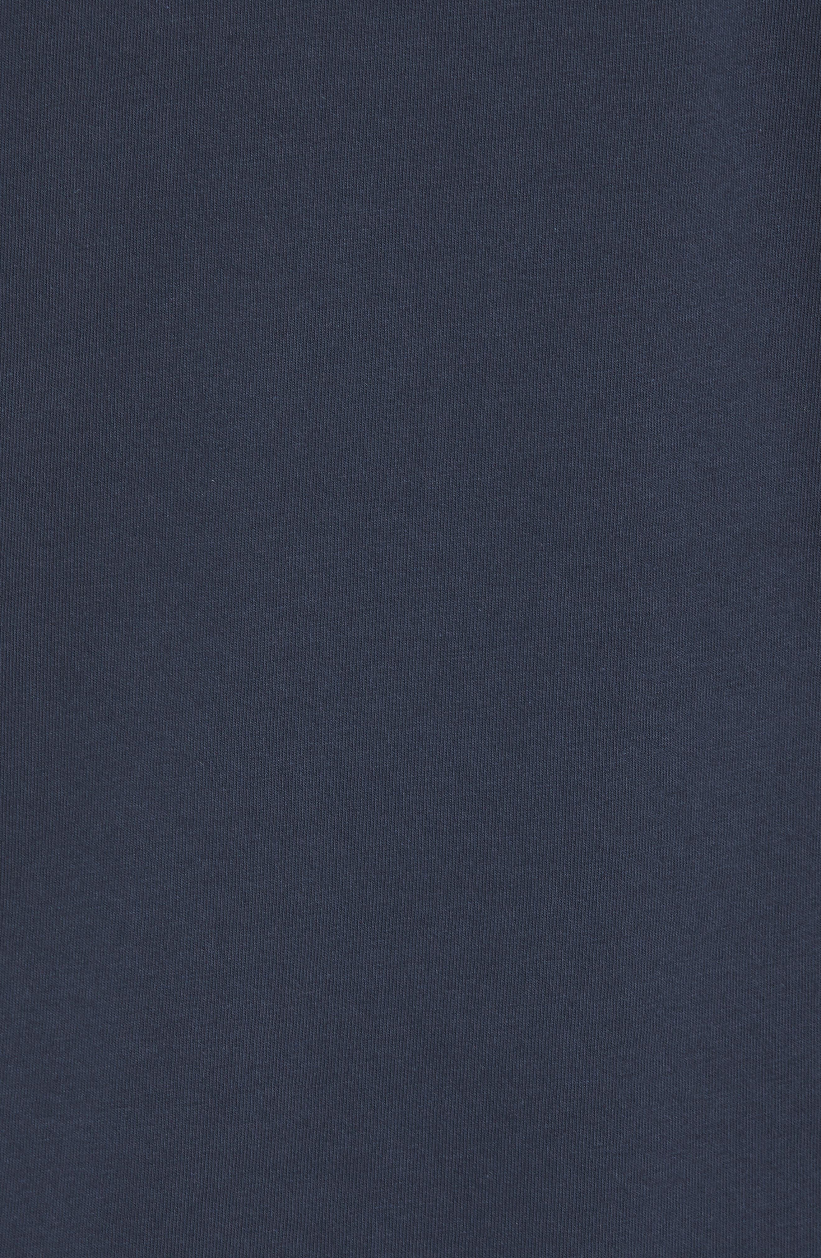 x Shark Week<sup>™</sup> Circling Sharks Pocket T-Shirt,                             Alternate thumbnail 5, color,                             406