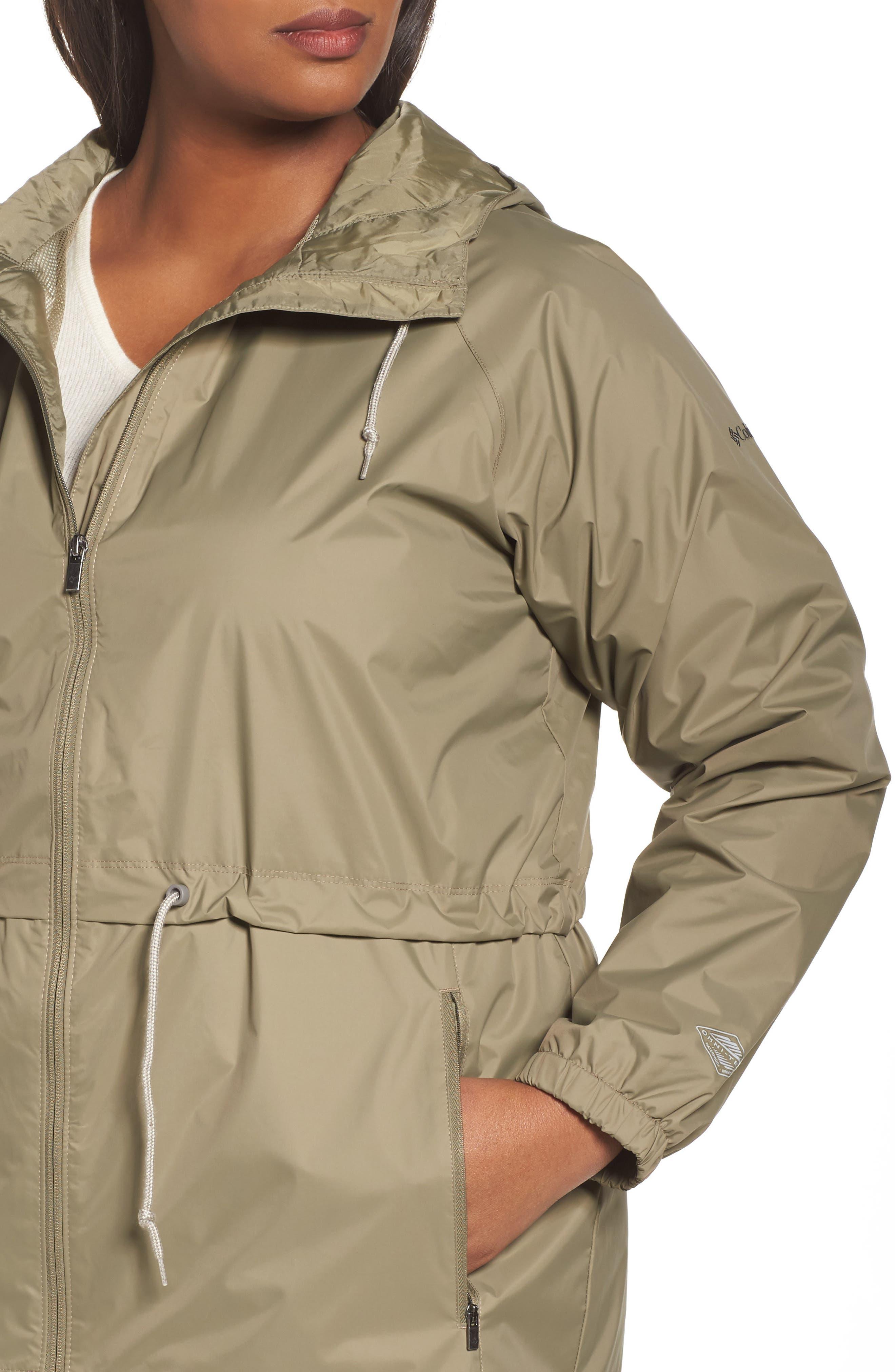 'Arcadia' Hooded Waterproof Casual Jacket,                             Alternate thumbnail 28, color,