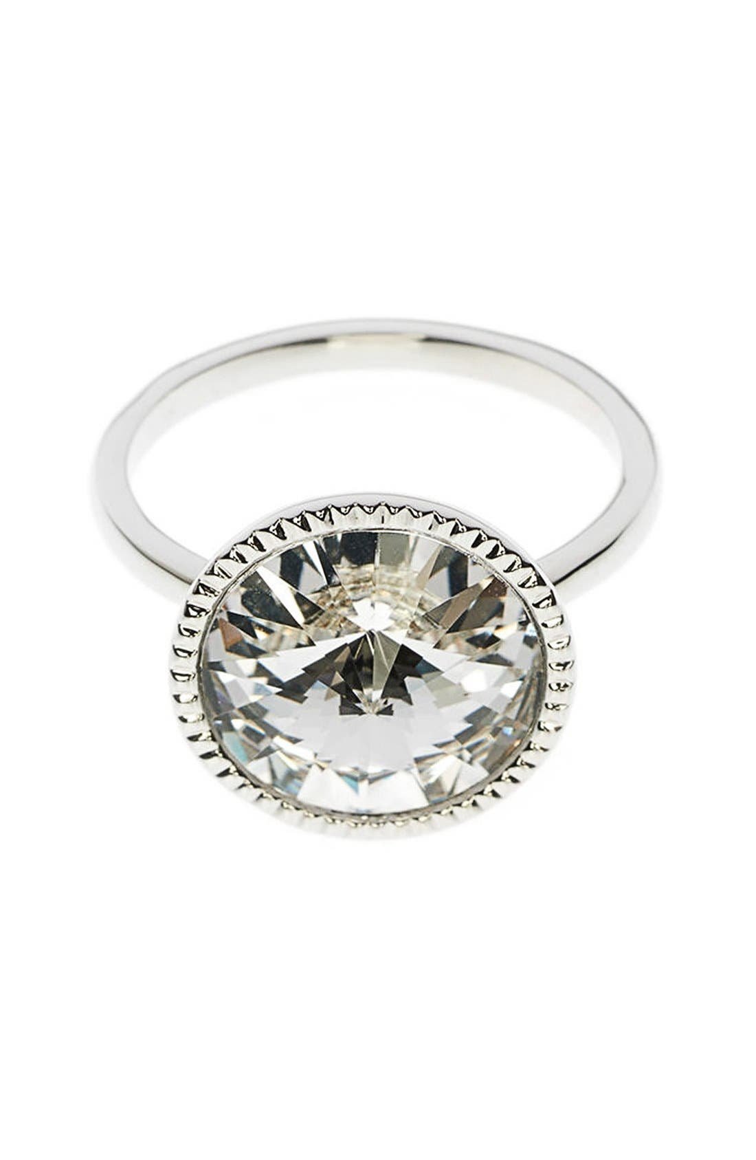 Rada Crystal Ring,                             Alternate thumbnail 3, color,                             041