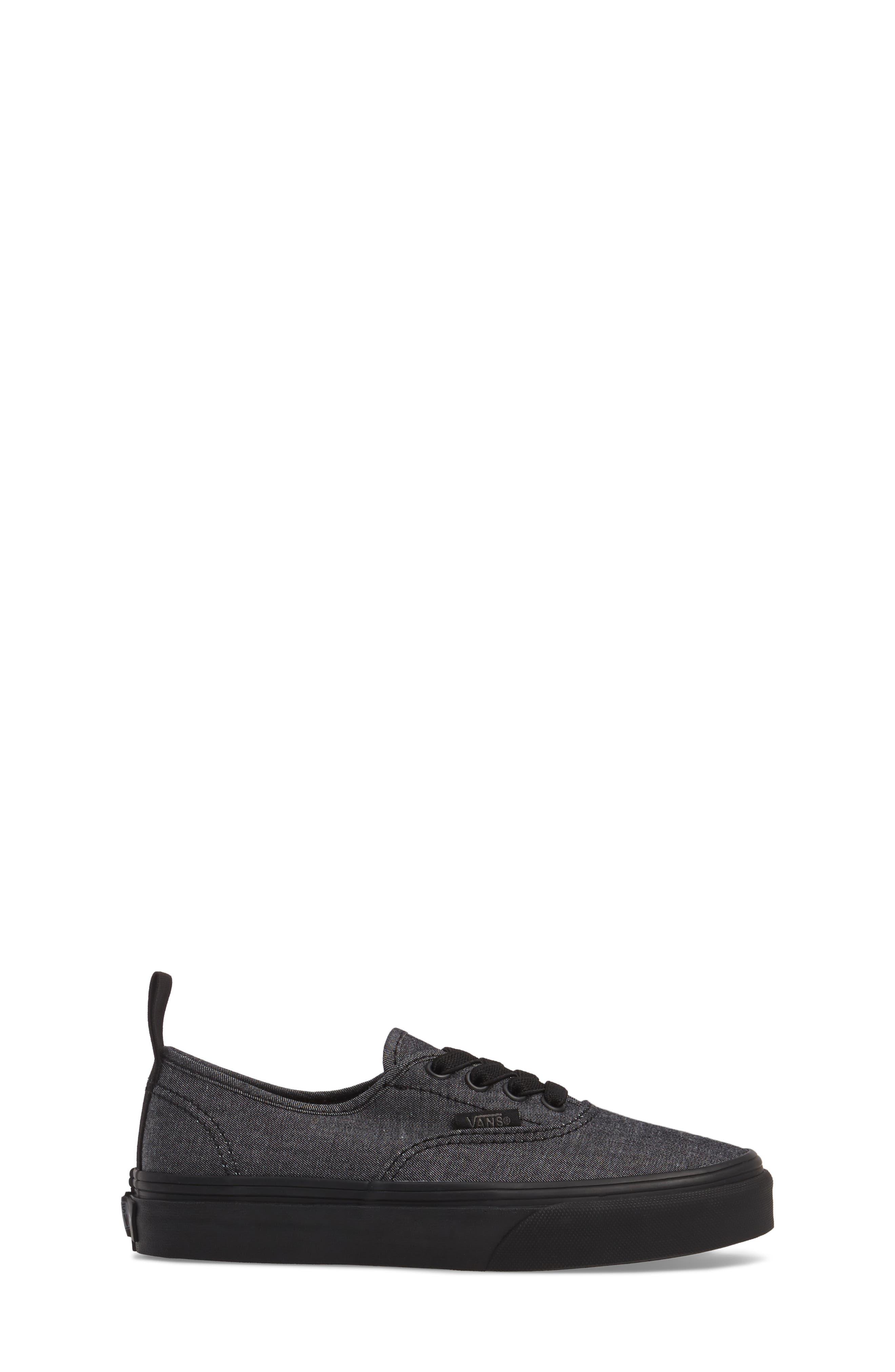 Authentic Elastic Sneaker,                             Alternate thumbnail 3, color,