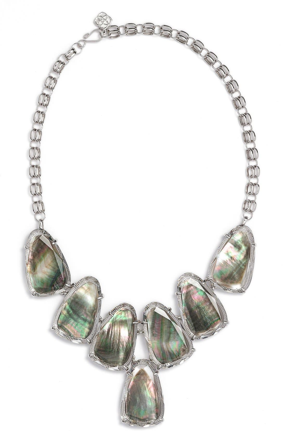 Harlow Necklace,                             Main thumbnail 2, color,