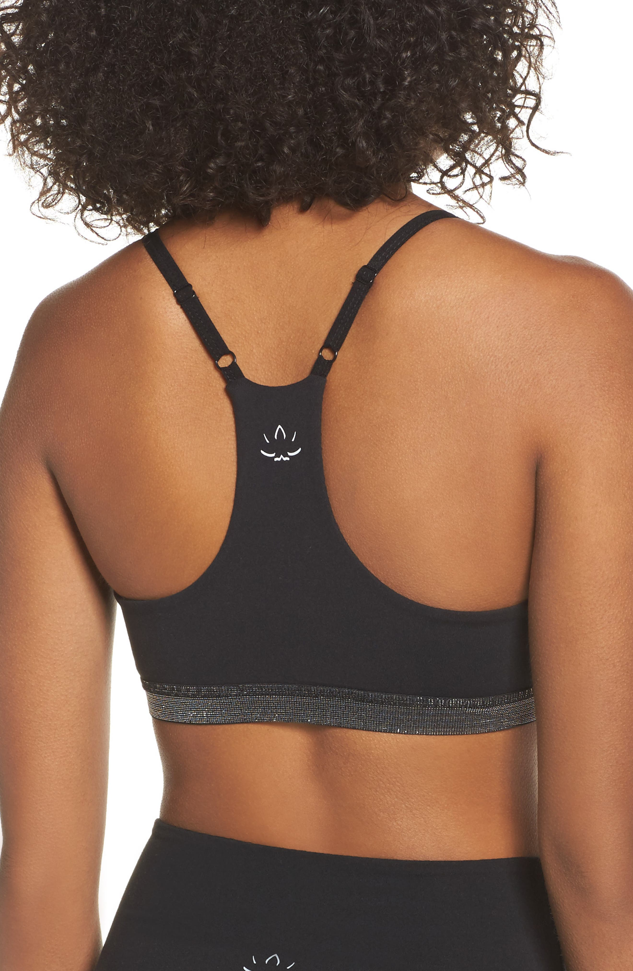 Fit & Trim Bra,                             Alternate thumbnail 2, color,