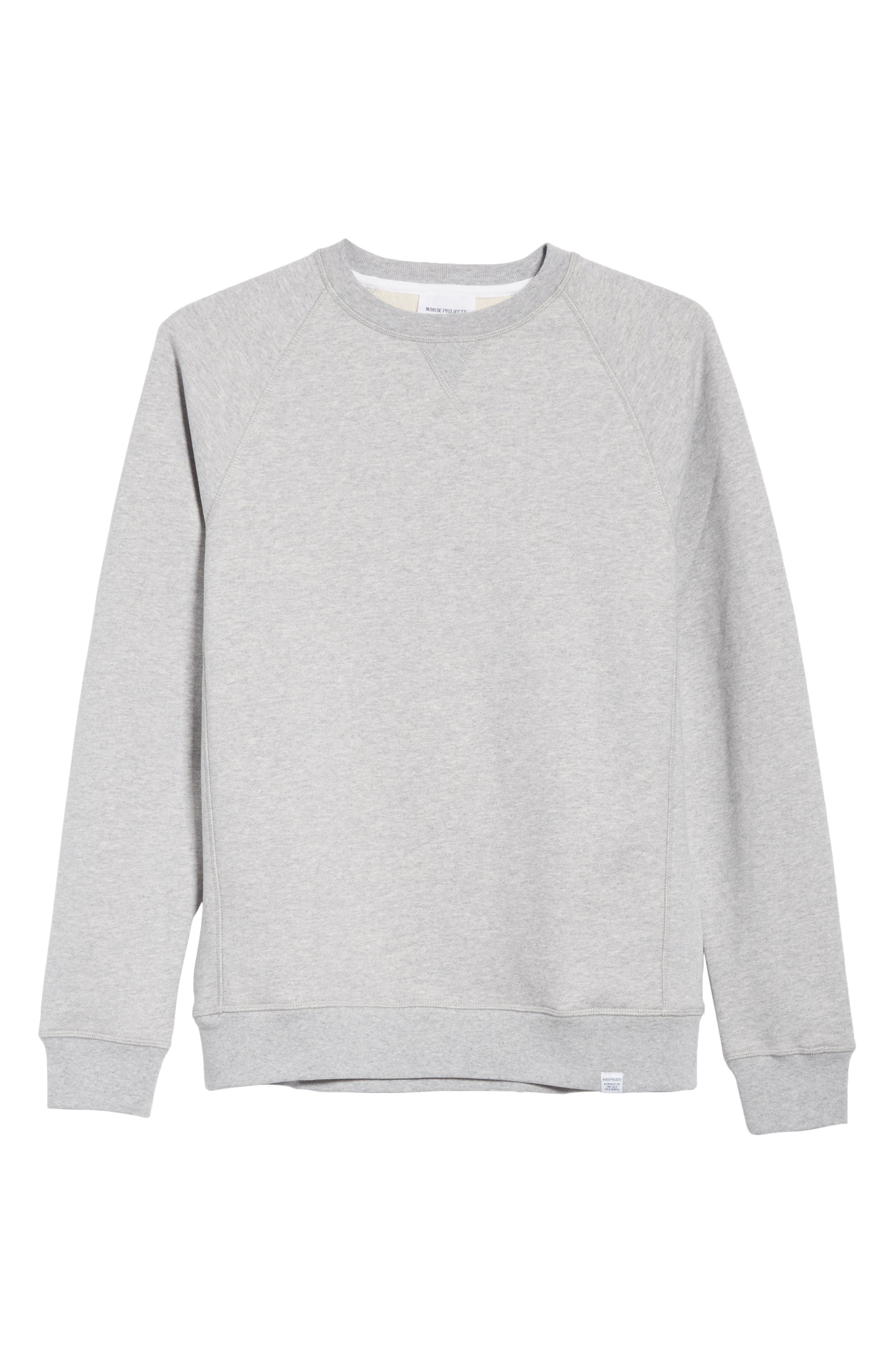 Ketel Crewneck Sweatshirt,                             Alternate thumbnail 6, color,                             050