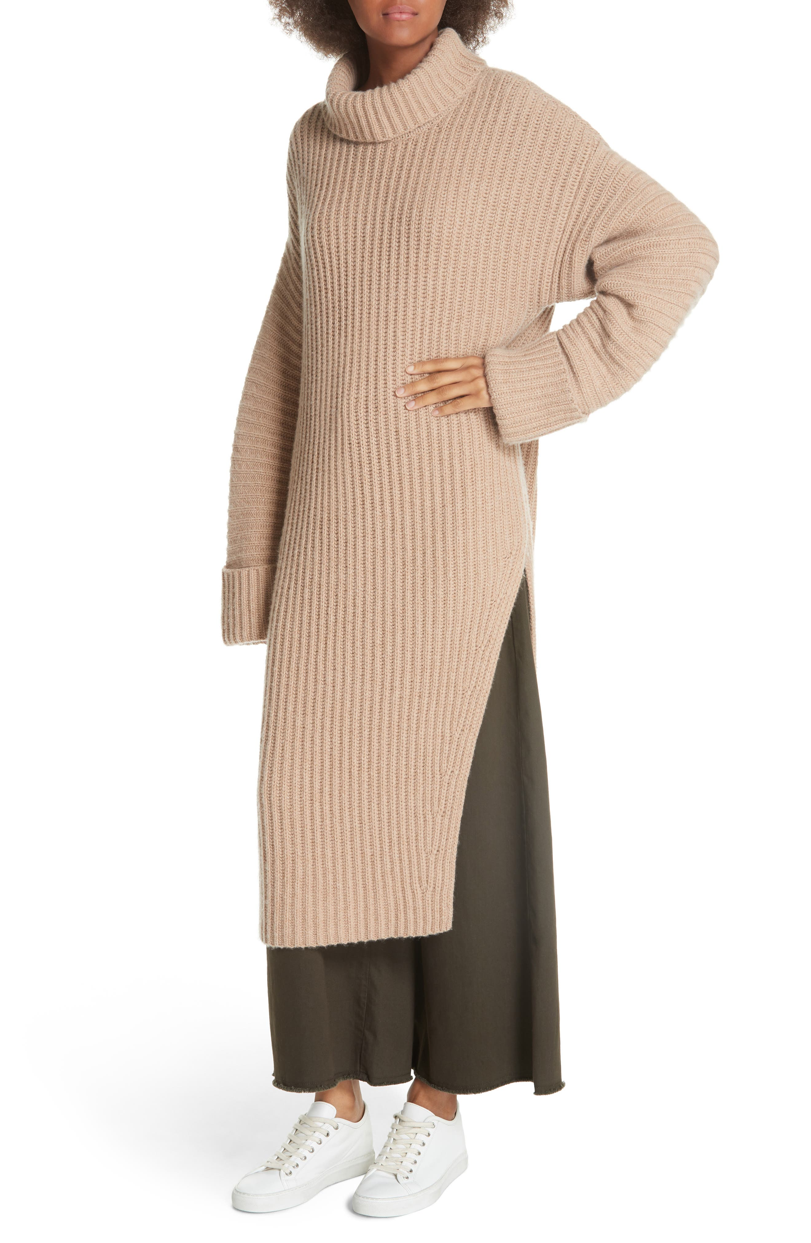 ELIZABETH AND JAMES,                             Mae Wool & Cashmere Sweater,                             Alternate thumbnail 4, color,                             250
