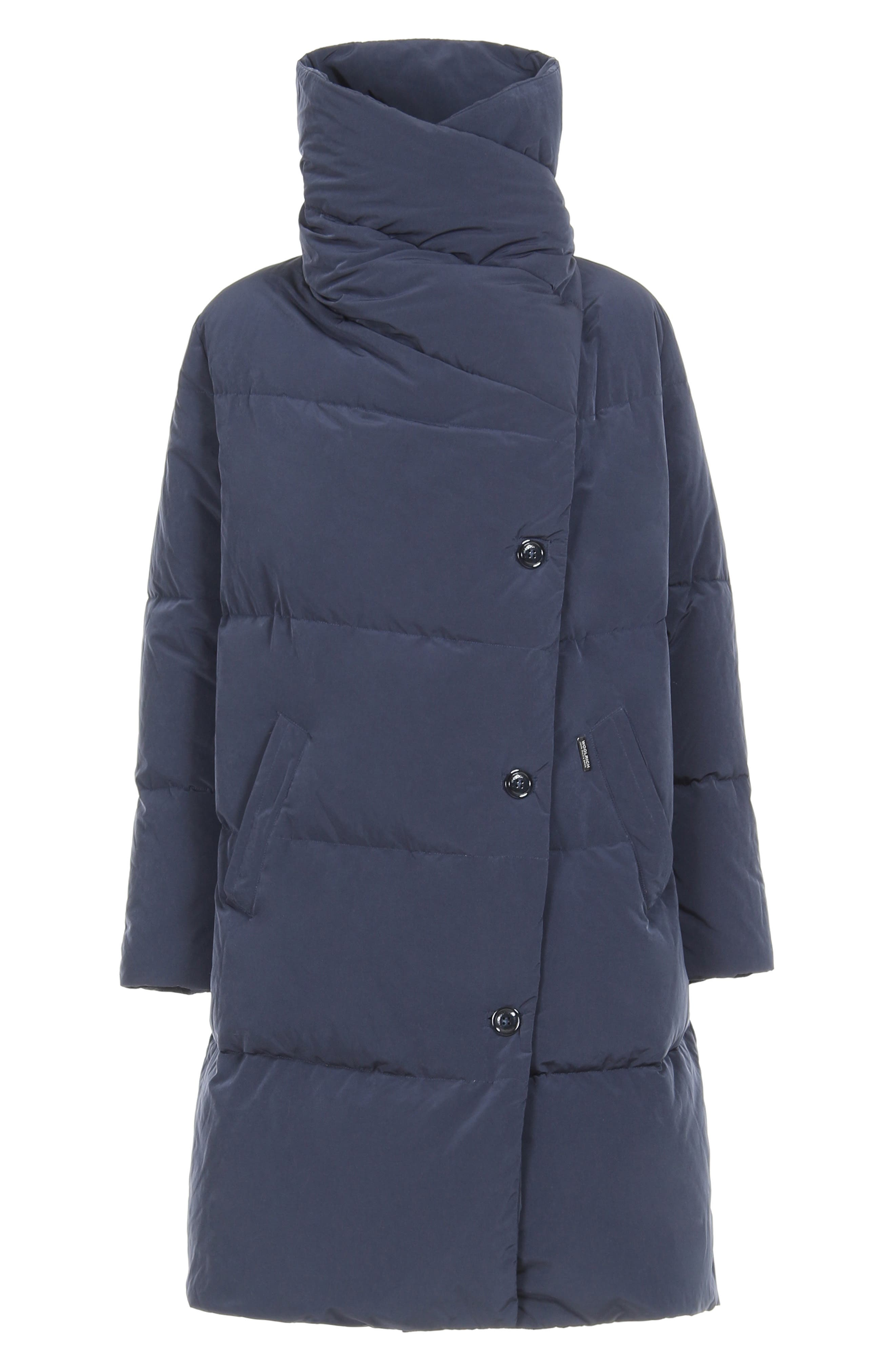 WOOLRICH,                             Puffy Down Coat,                             Alternate thumbnail 9, color,                             400
