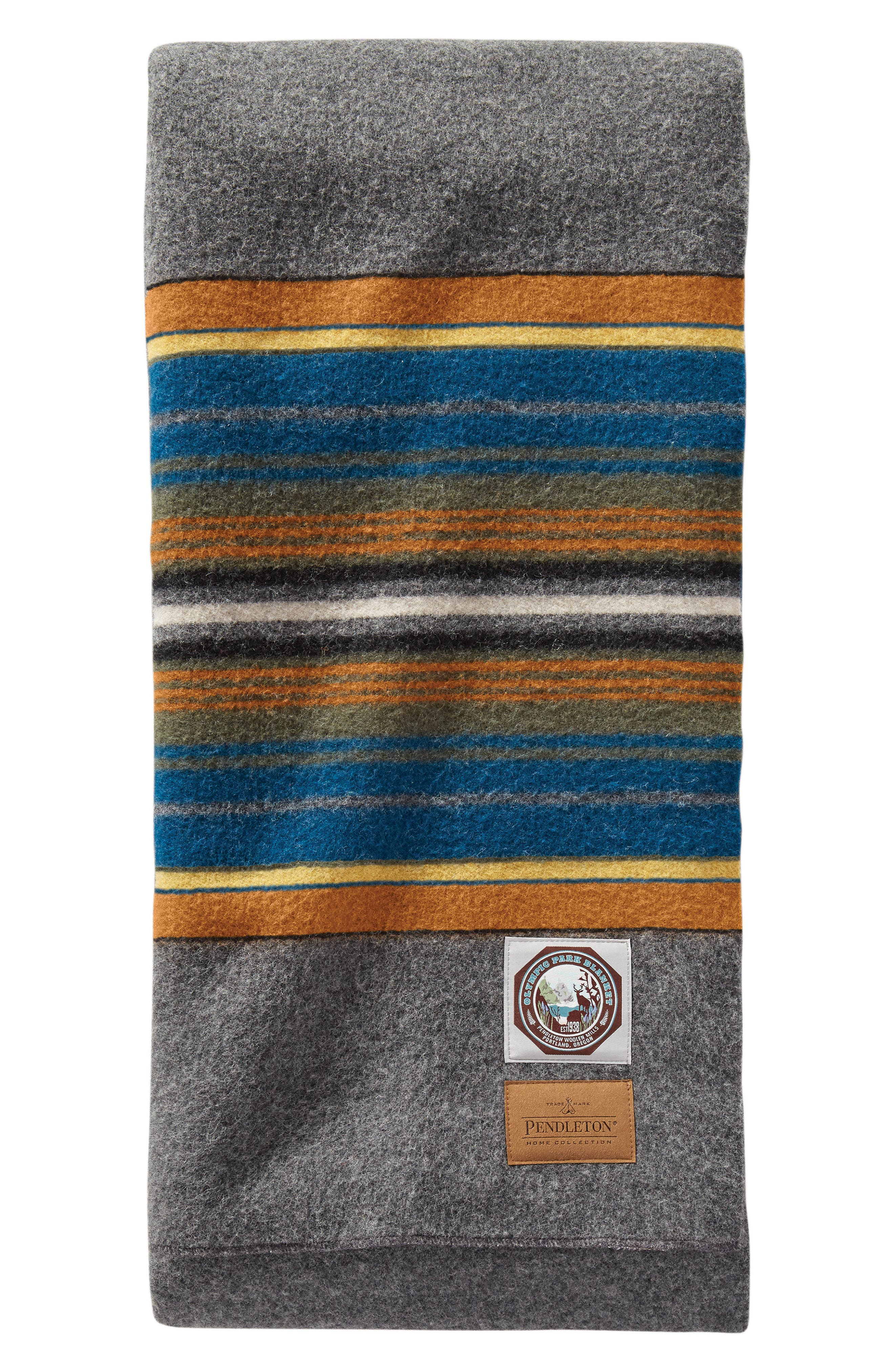 National Park Blanket,                         Main,                         color, OLYMPIC