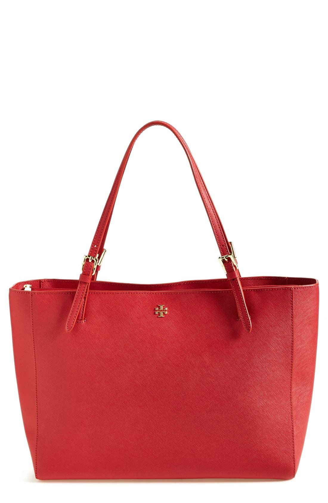 'York' Buckle Tote,                             Main thumbnail 11, color,