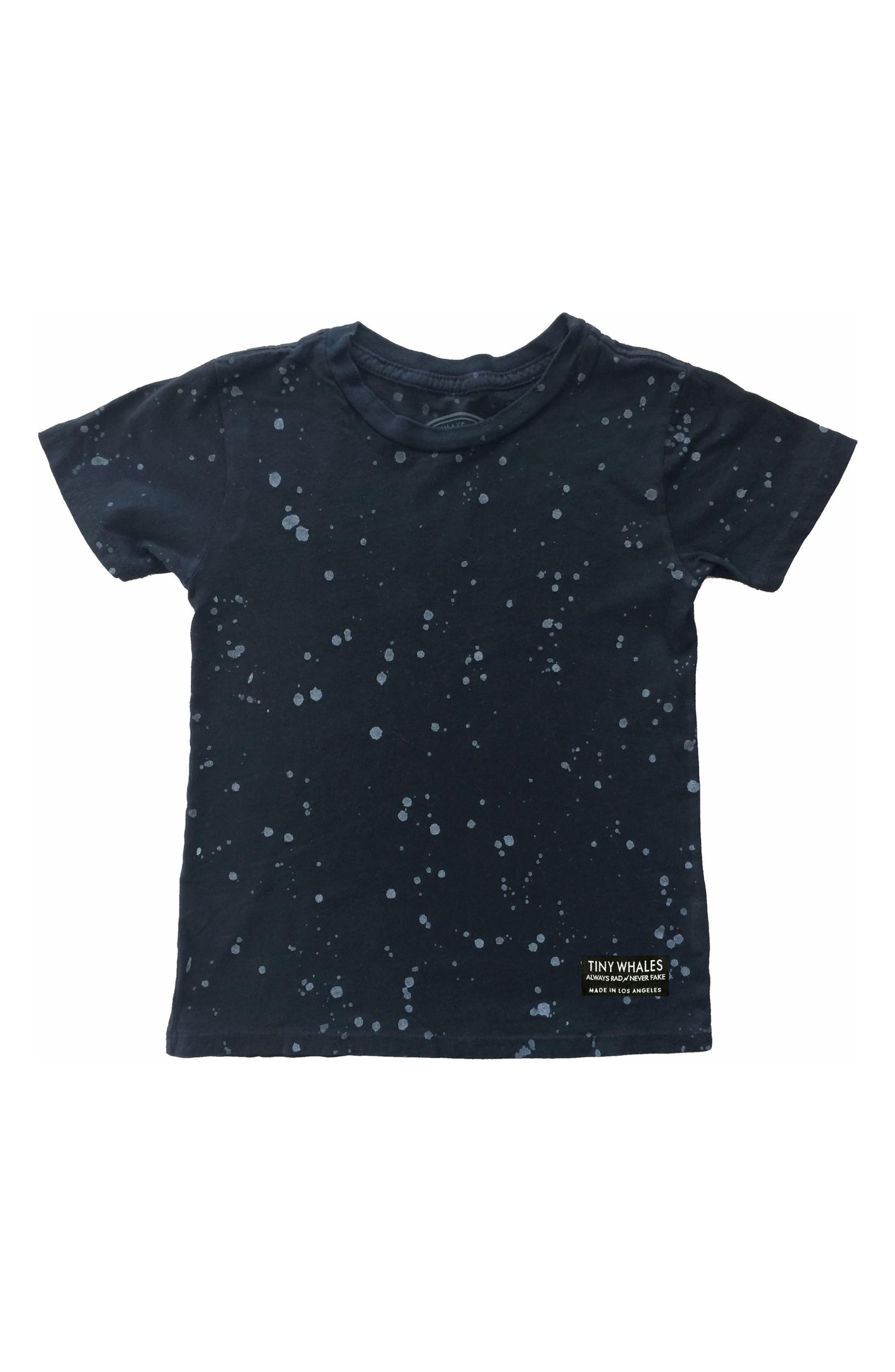 Splatter T-Shirt,                             Main thumbnail 1, color,