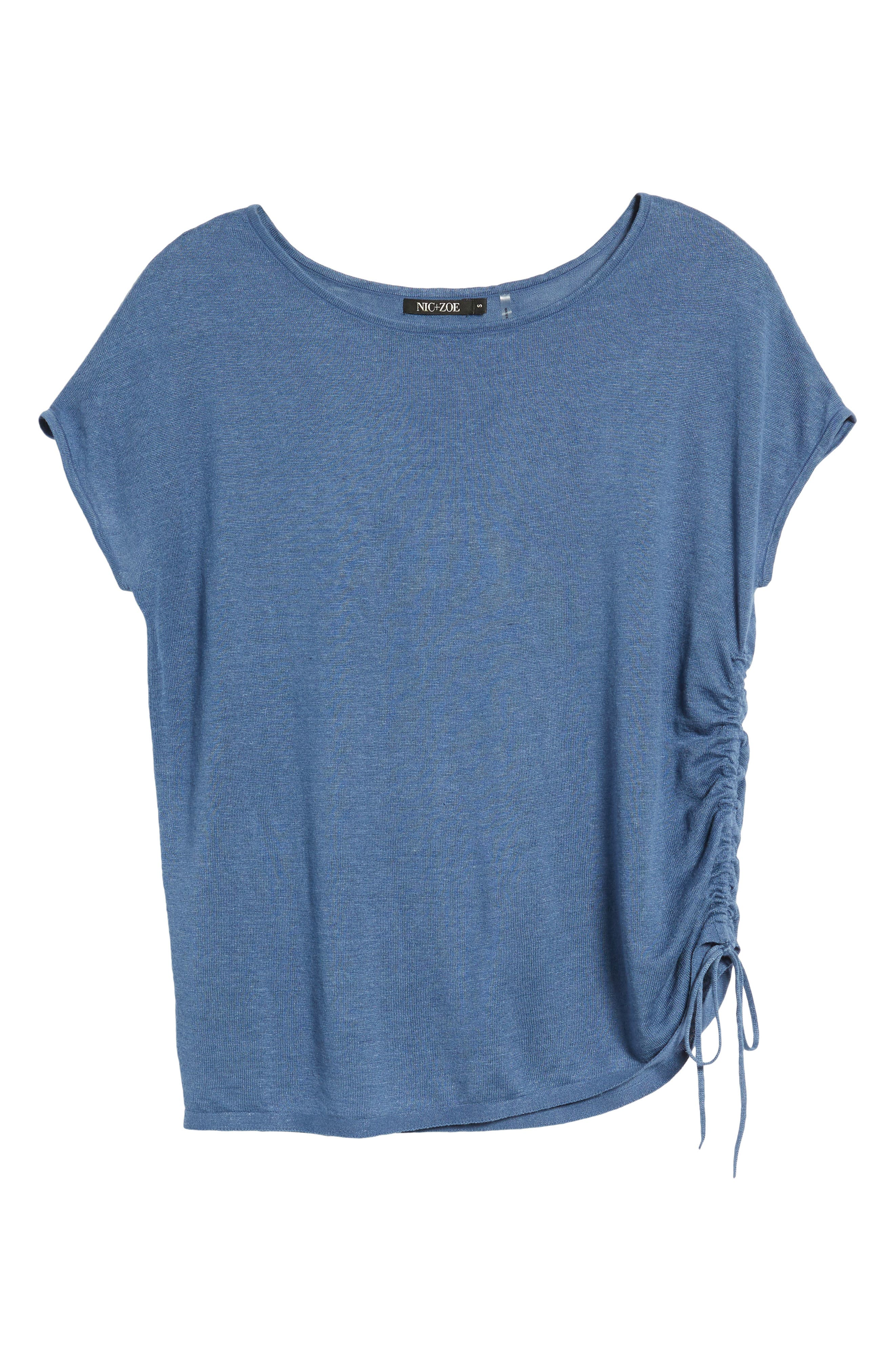 Refreshing Side Tie Top,                             Alternate thumbnail 30, color,