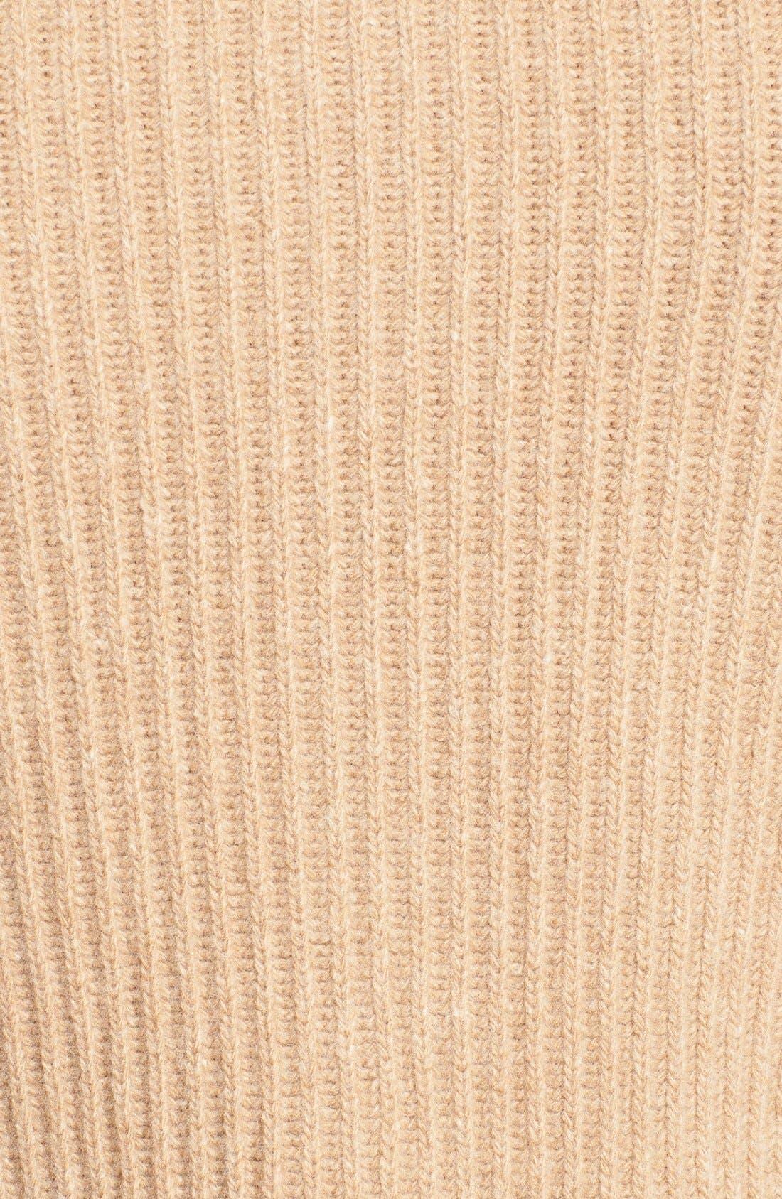 Napoli Wool Cardigan,                             Alternate thumbnail 3, color,                             250