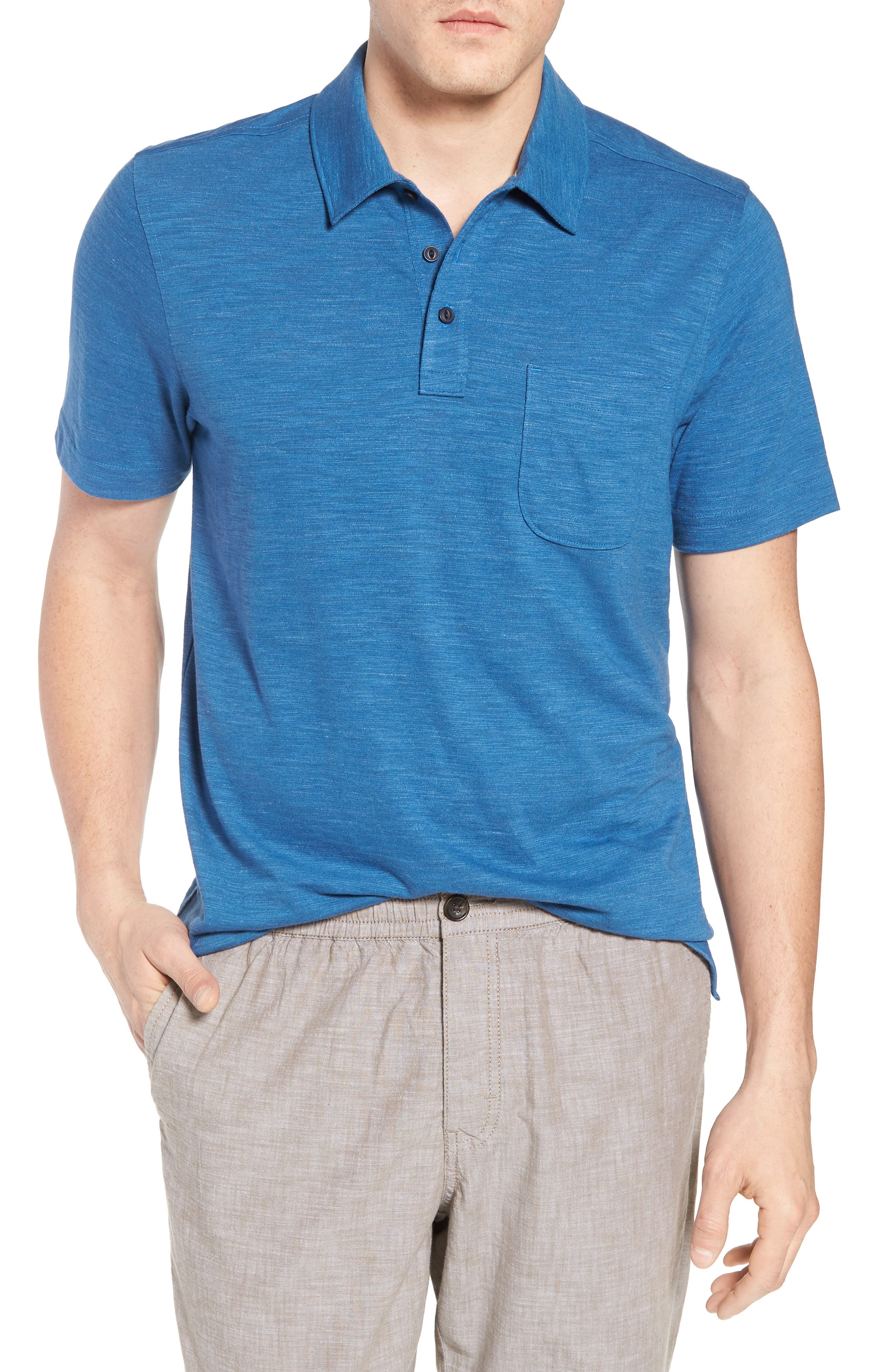 Space Dyed Pocket Polo,                             Main thumbnail 3, color,