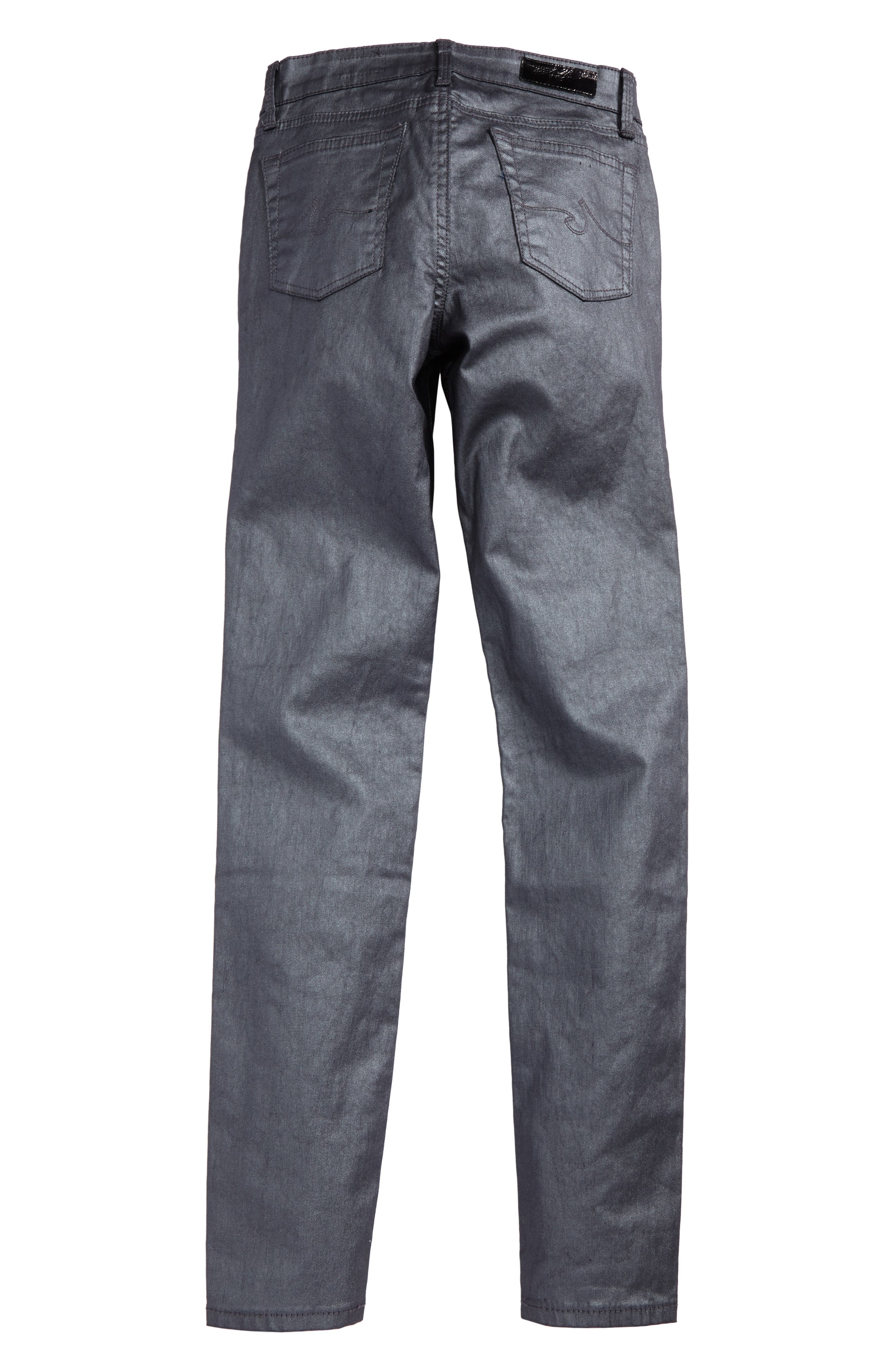 The Sleek Twiggy Ankle Jeans,                             Alternate thumbnail 2, color,                             012