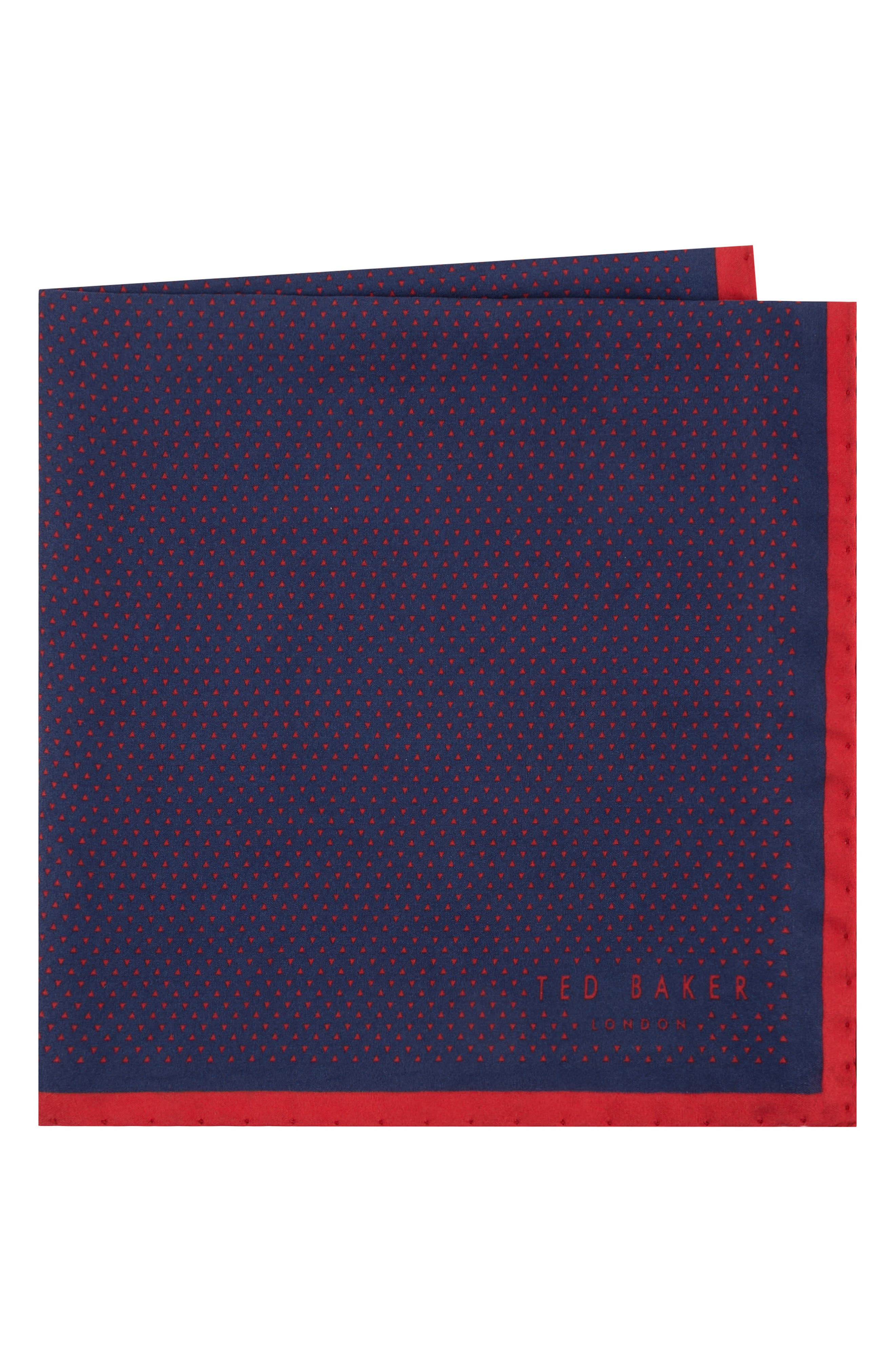 Triangle Pocket Square,                             Main thumbnail 3, color,