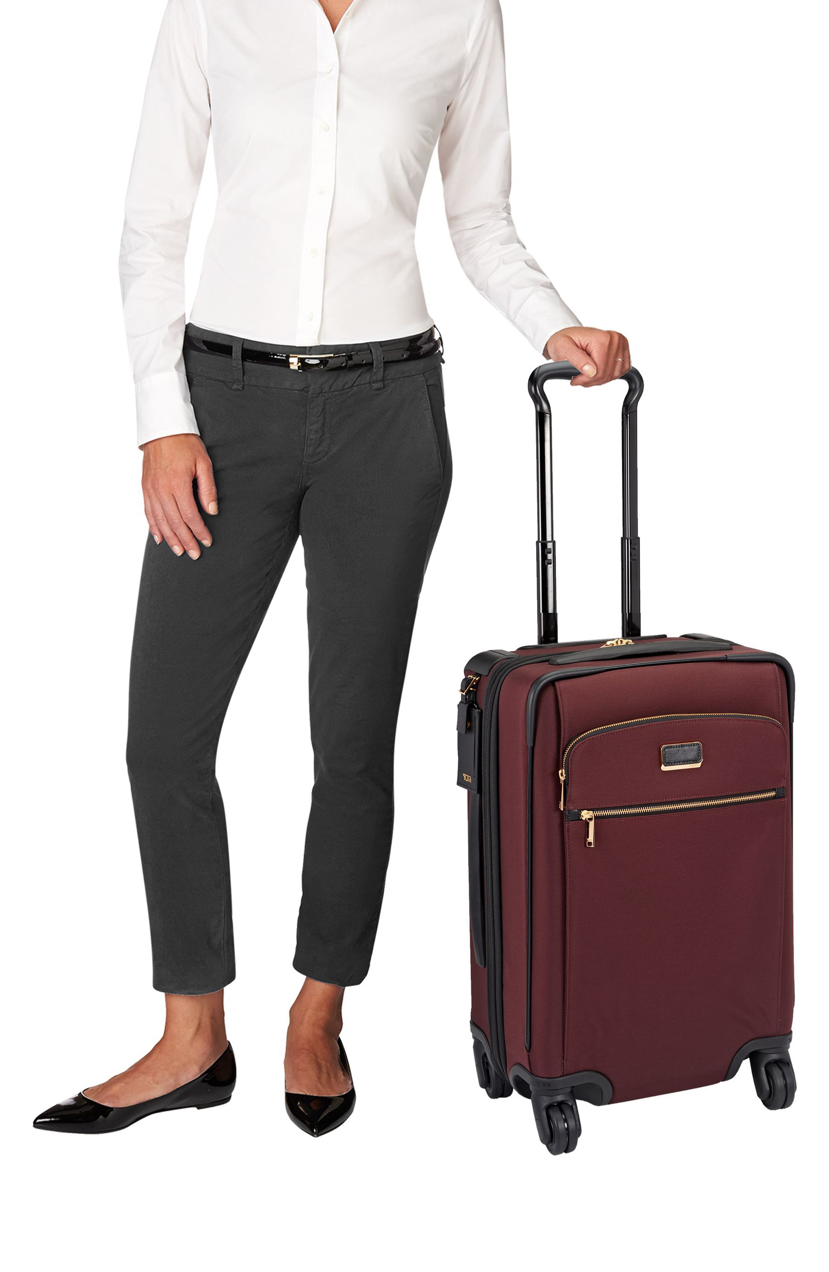 Sam International Expandable 22-Inch 4-Wheel Carry-On,                             Alternate thumbnail 5, color,                             603