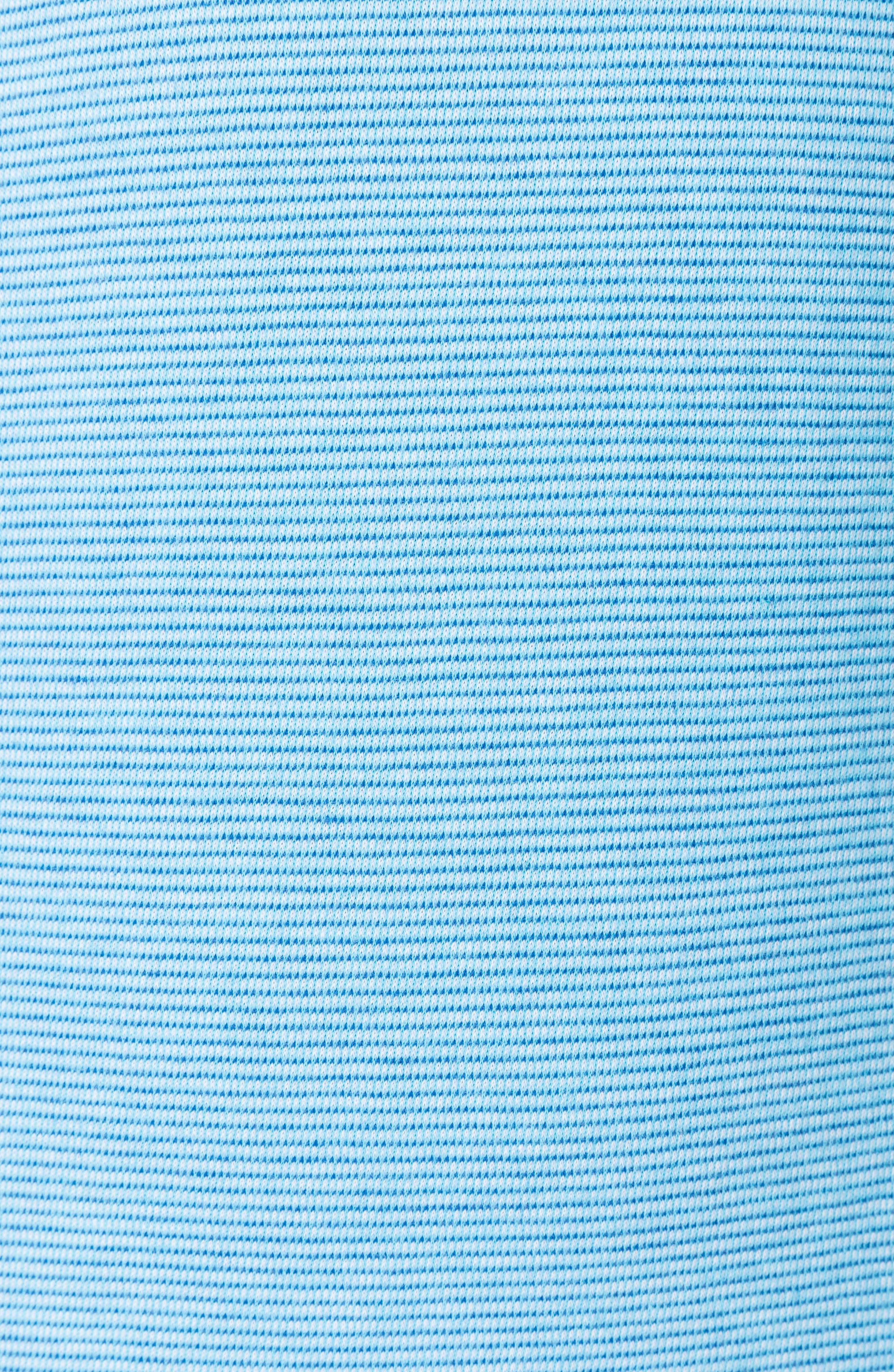Sedgebrook Regular Fit Polo,                             Alternate thumbnail 4, color,                             AQUA