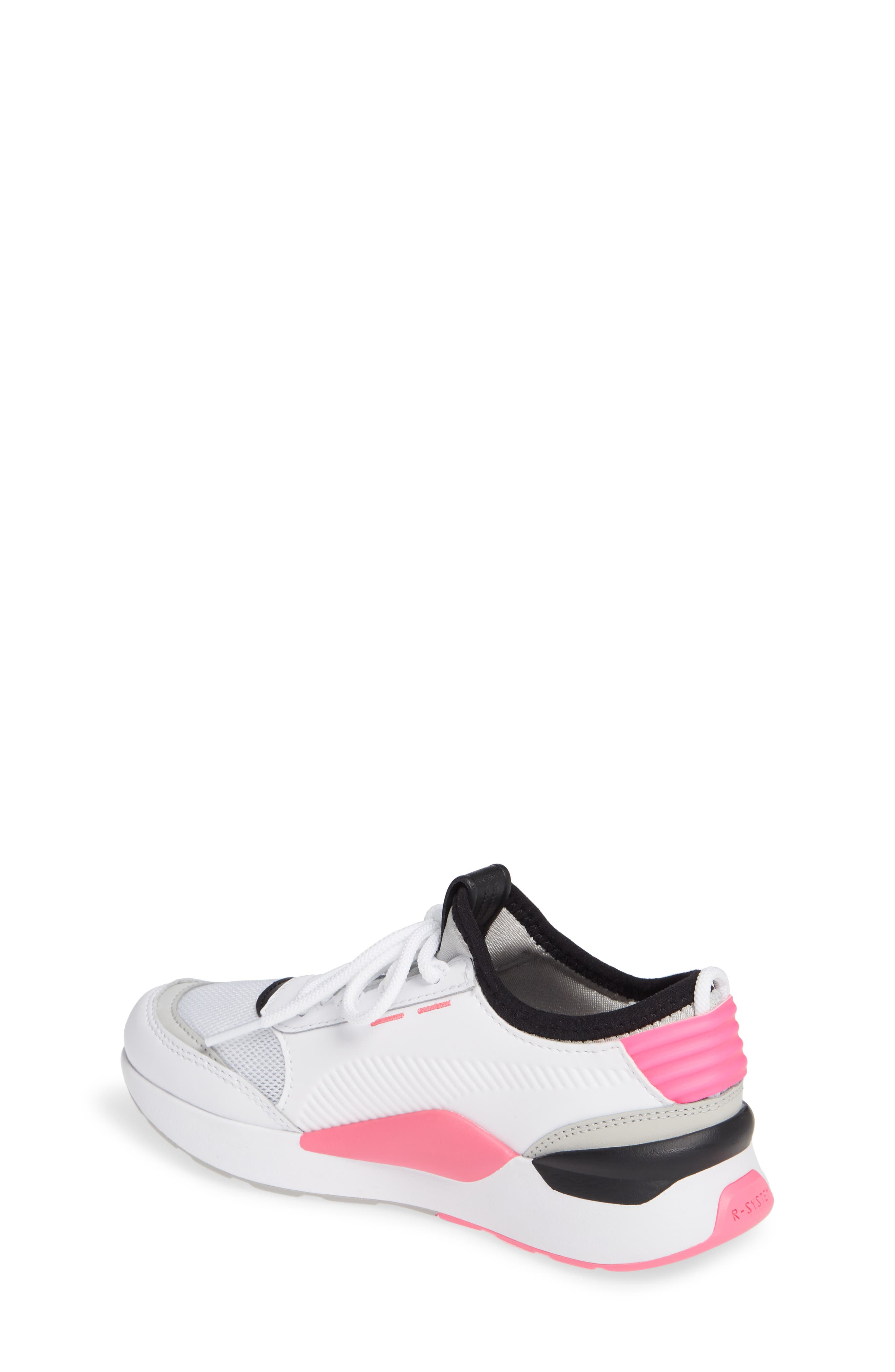 RS-0 Play Sneaker,                             Alternate thumbnail 2, color,                             WHITE/ GRAY VIOLET