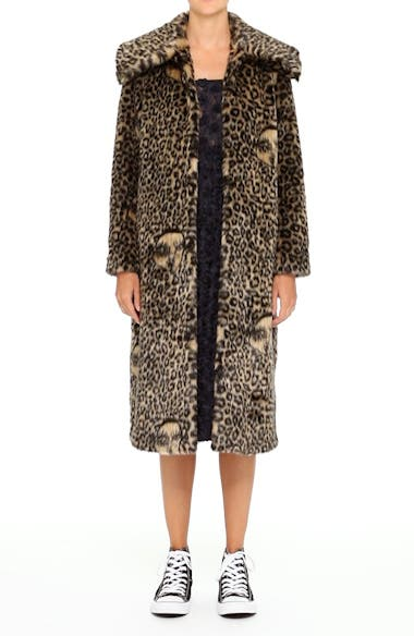 Ralph Faux Fur Coat, video thumbnail