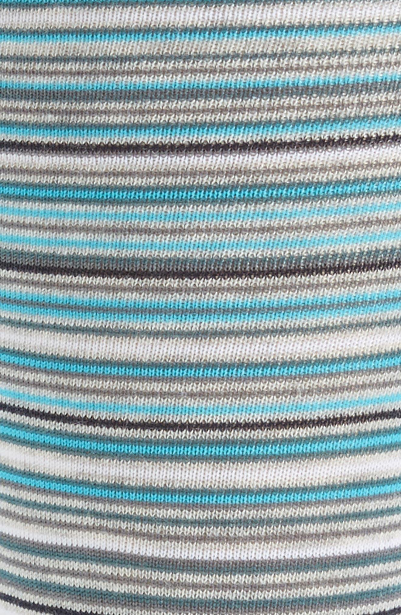 Multistripe Crew Socks,                             Alternate thumbnail 16, color,
