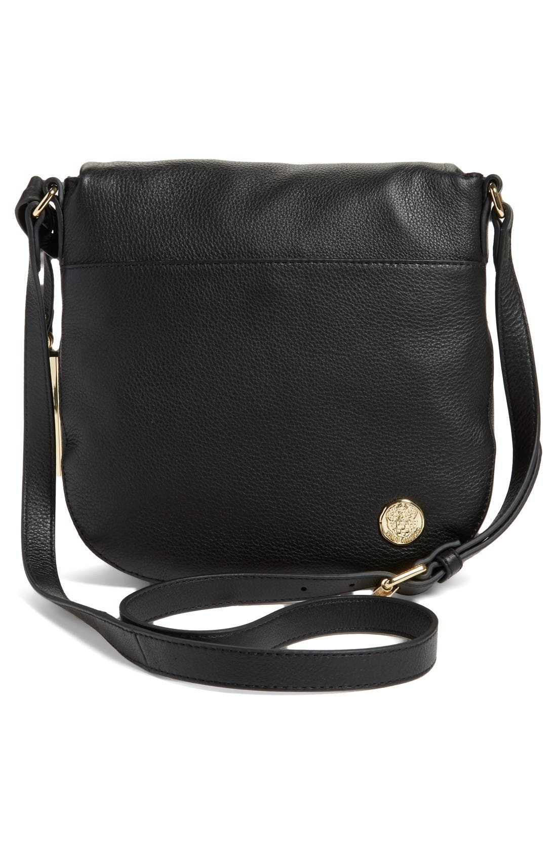 'Tala' Leather Crossbody Bag,                             Alternate thumbnail 21, color,