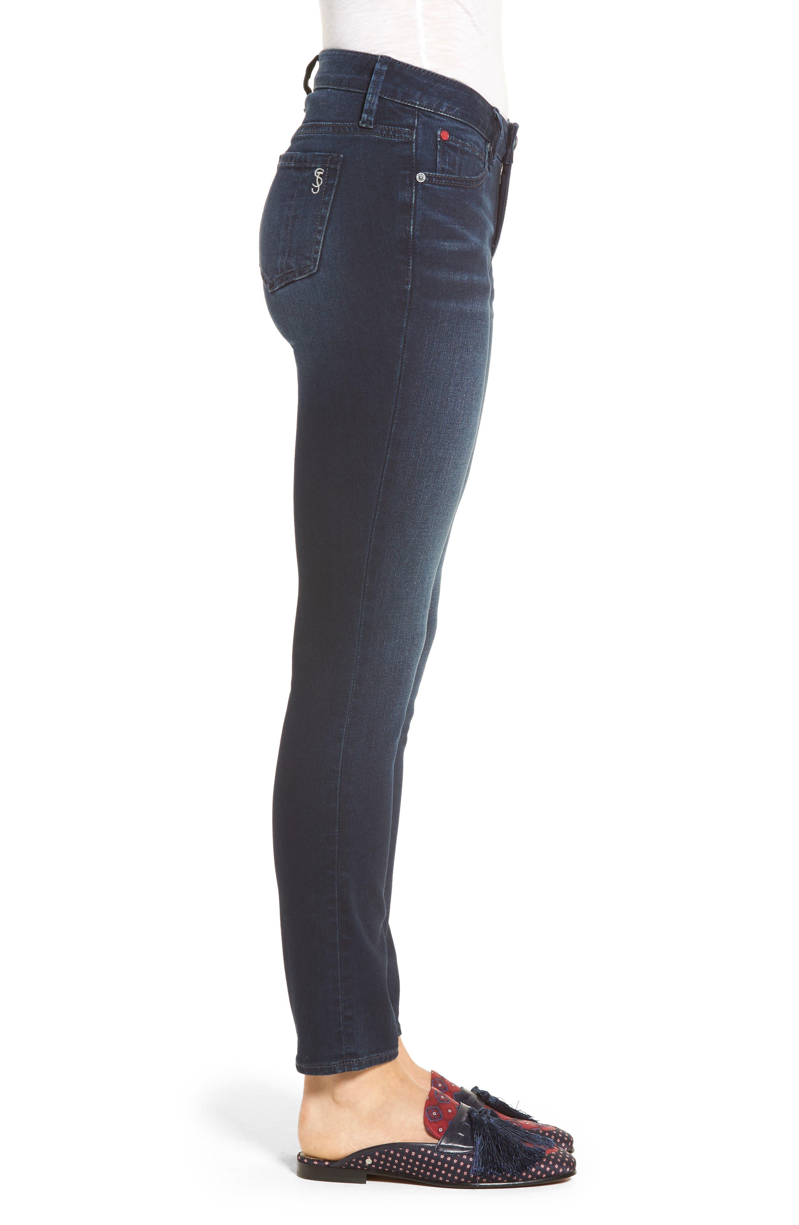 Skinny Jeans,                             Alternate thumbnail 3, color,                             PIPER