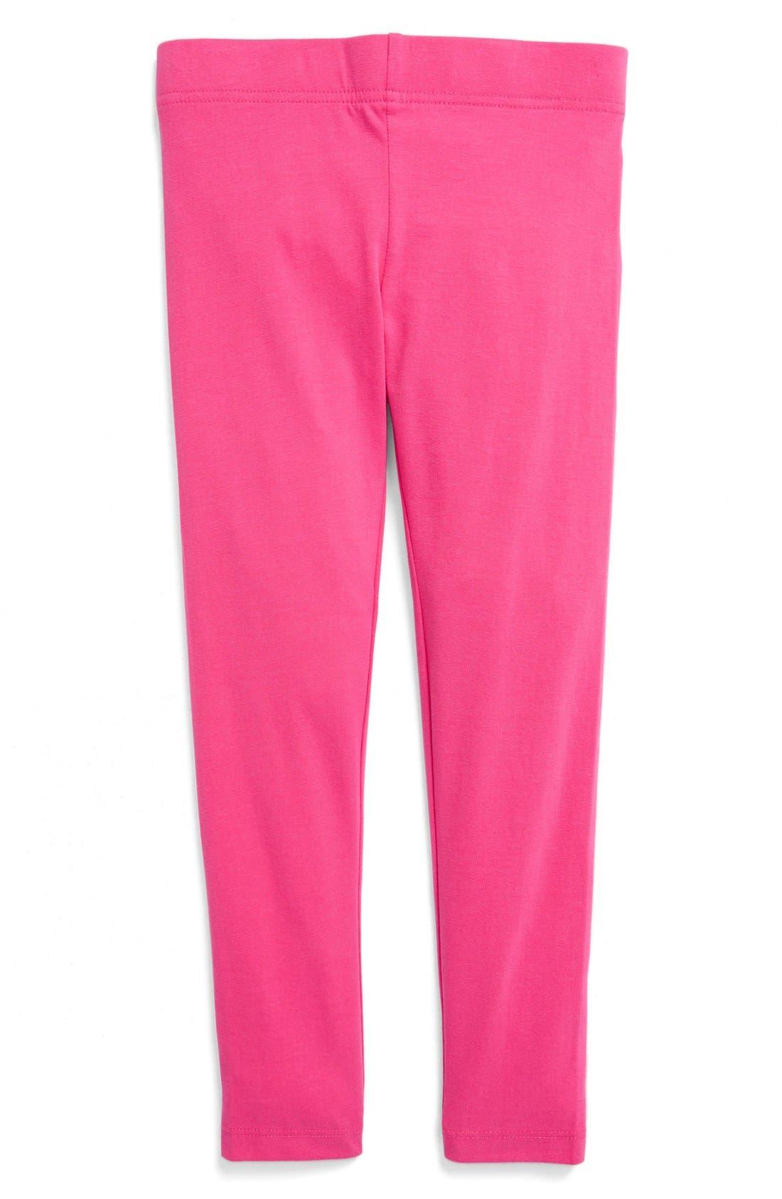 Toddler Girls Tucker  Tate Core Leggings Size 3T  Pink