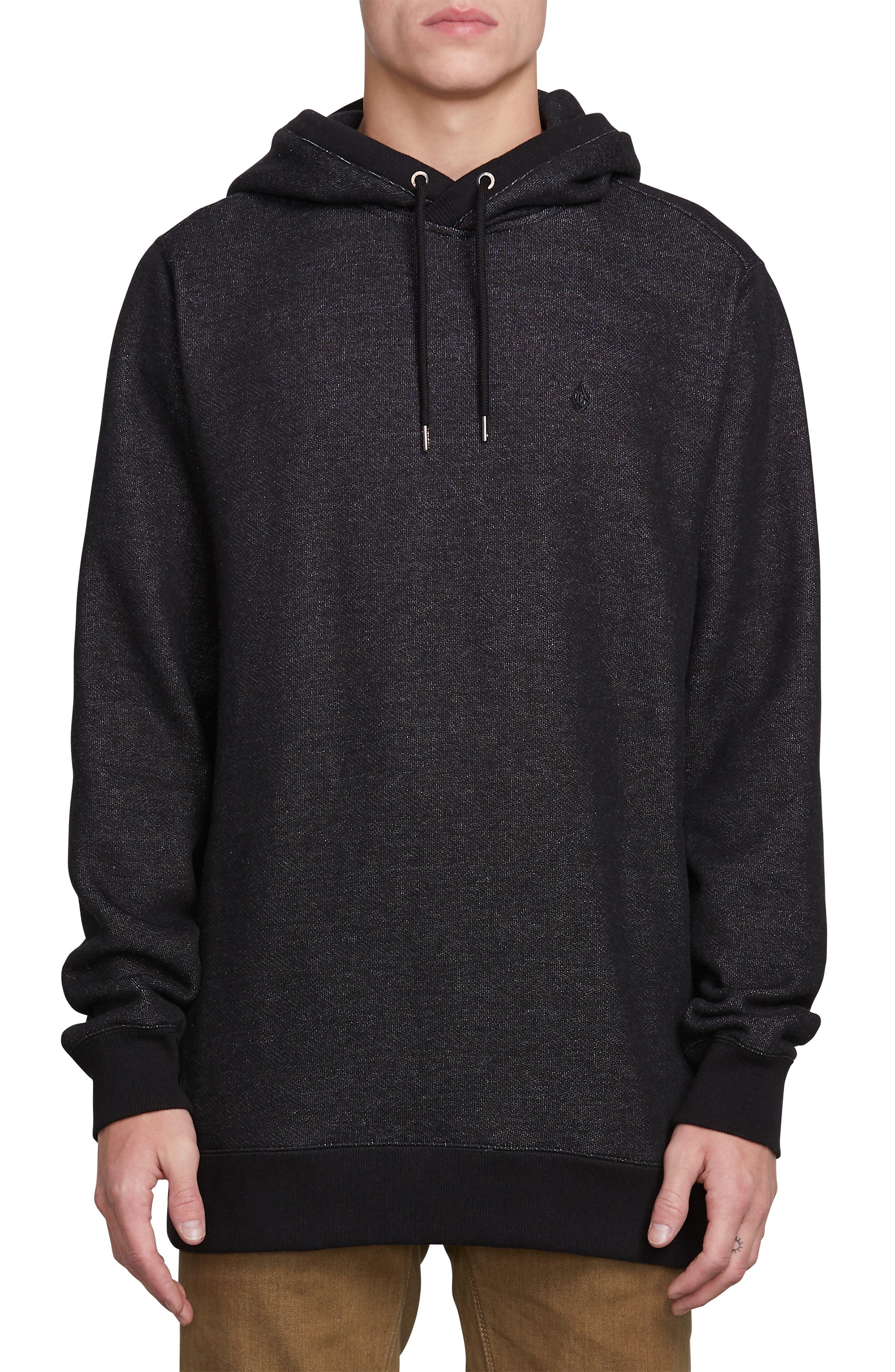 Coder Hoodie Sweatshirt, Main, color, BLACK