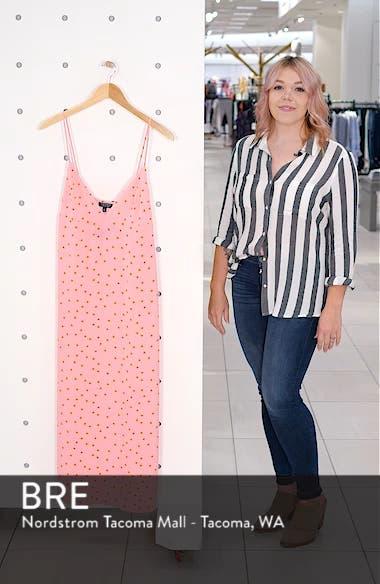 Spot Button Side Slipdress, sales video thumbnail