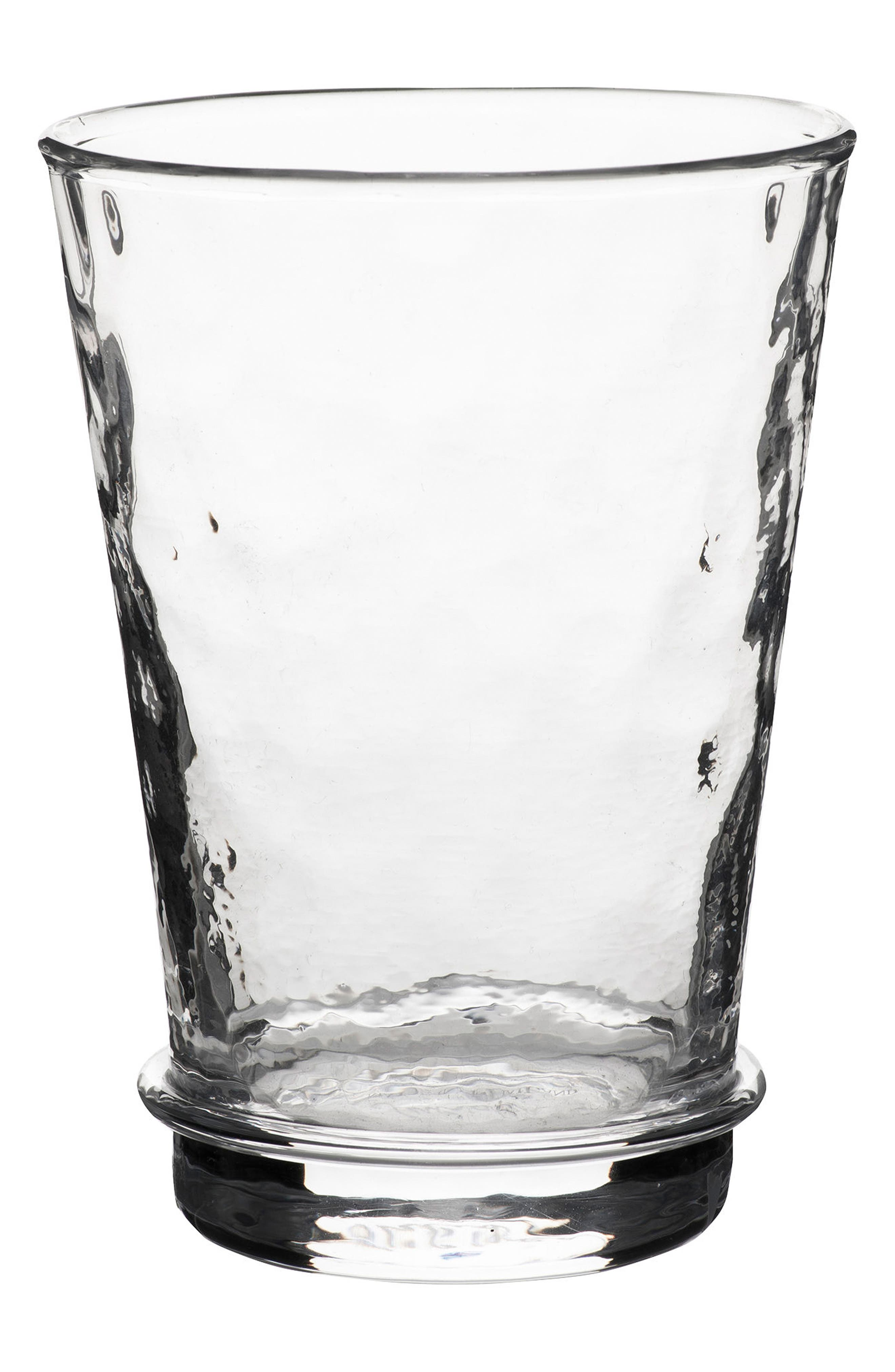 Carine Small Beverage Glass,                             Main thumbnail 1, color,                             CLEAR