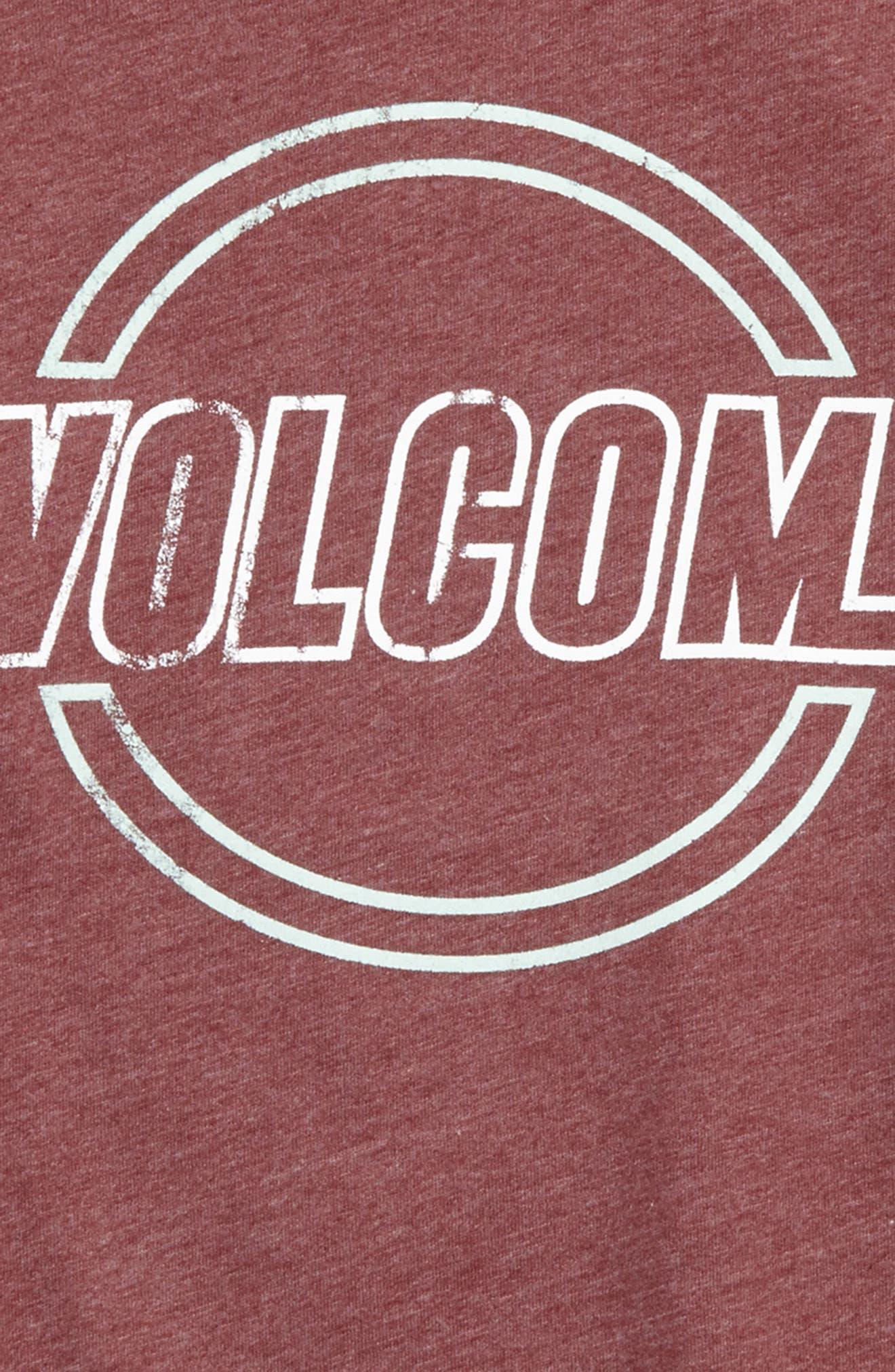 Lo-Tech Logo Graphic T-Shirt,                             Alternate thumbnail 4, color,