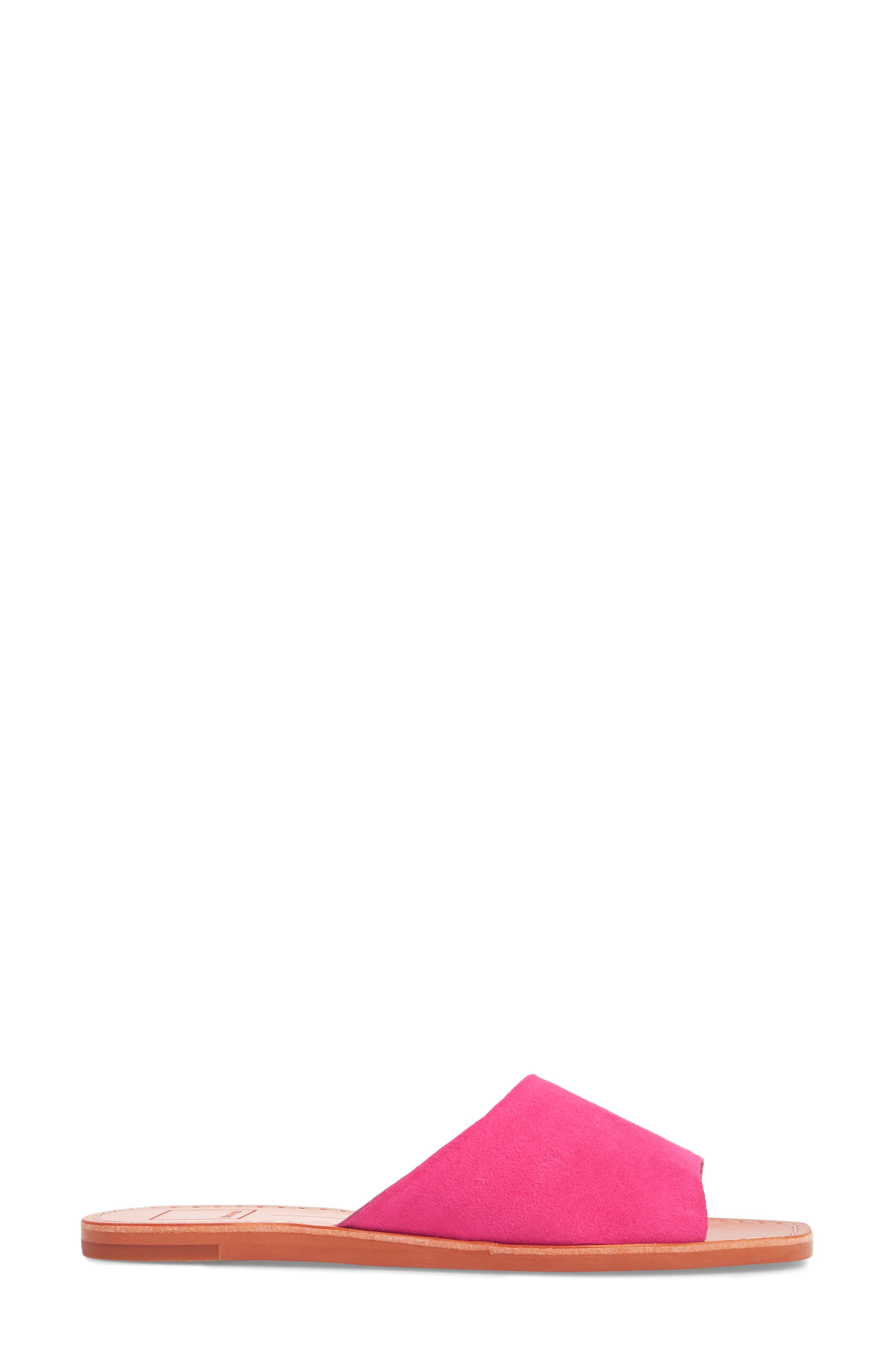 Cato Asymmetrical Slide Sandal,                             Alternate thumbnail 19, color,