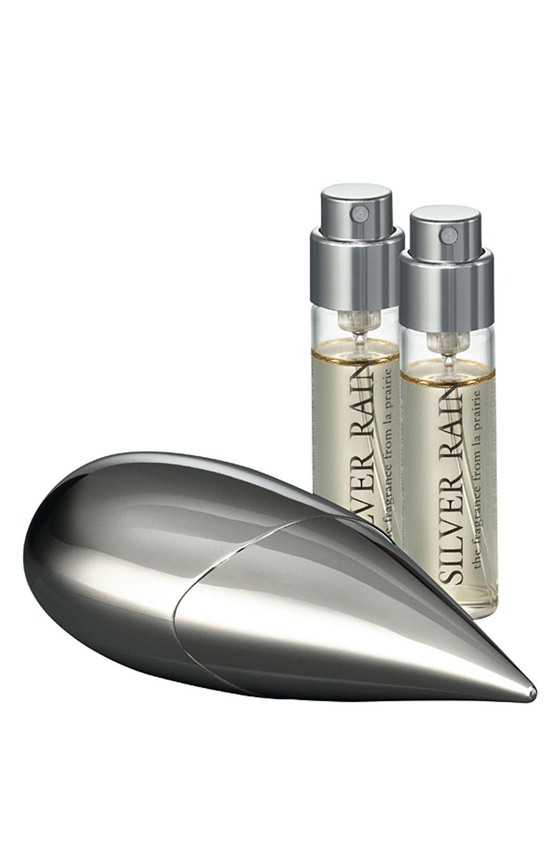 'Silver Rain' Eau de Parfum Purse Spray, Main, color, 000