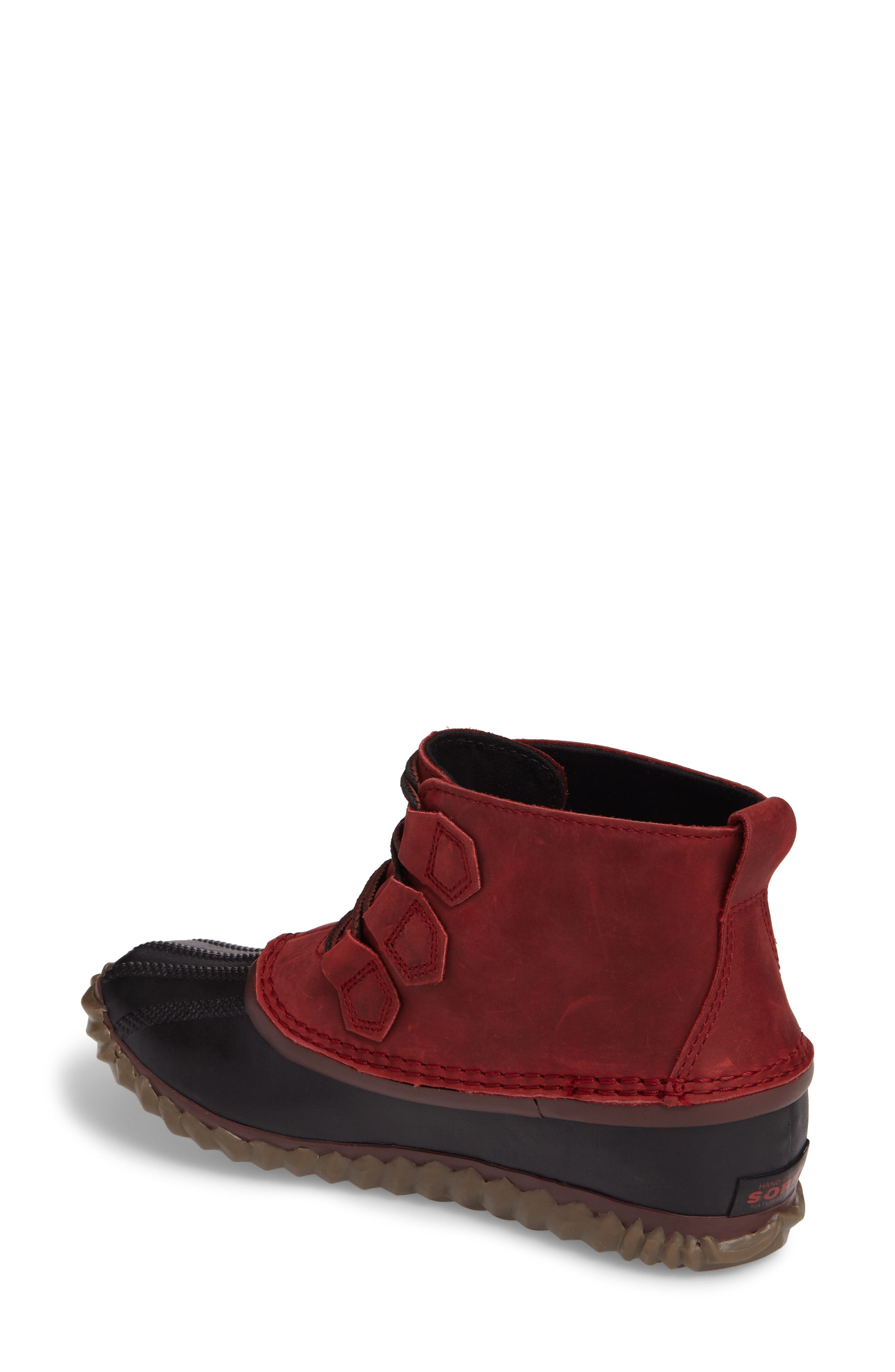 'Out N About' Leather Boot,                             Alternate thumbnail 20, color,