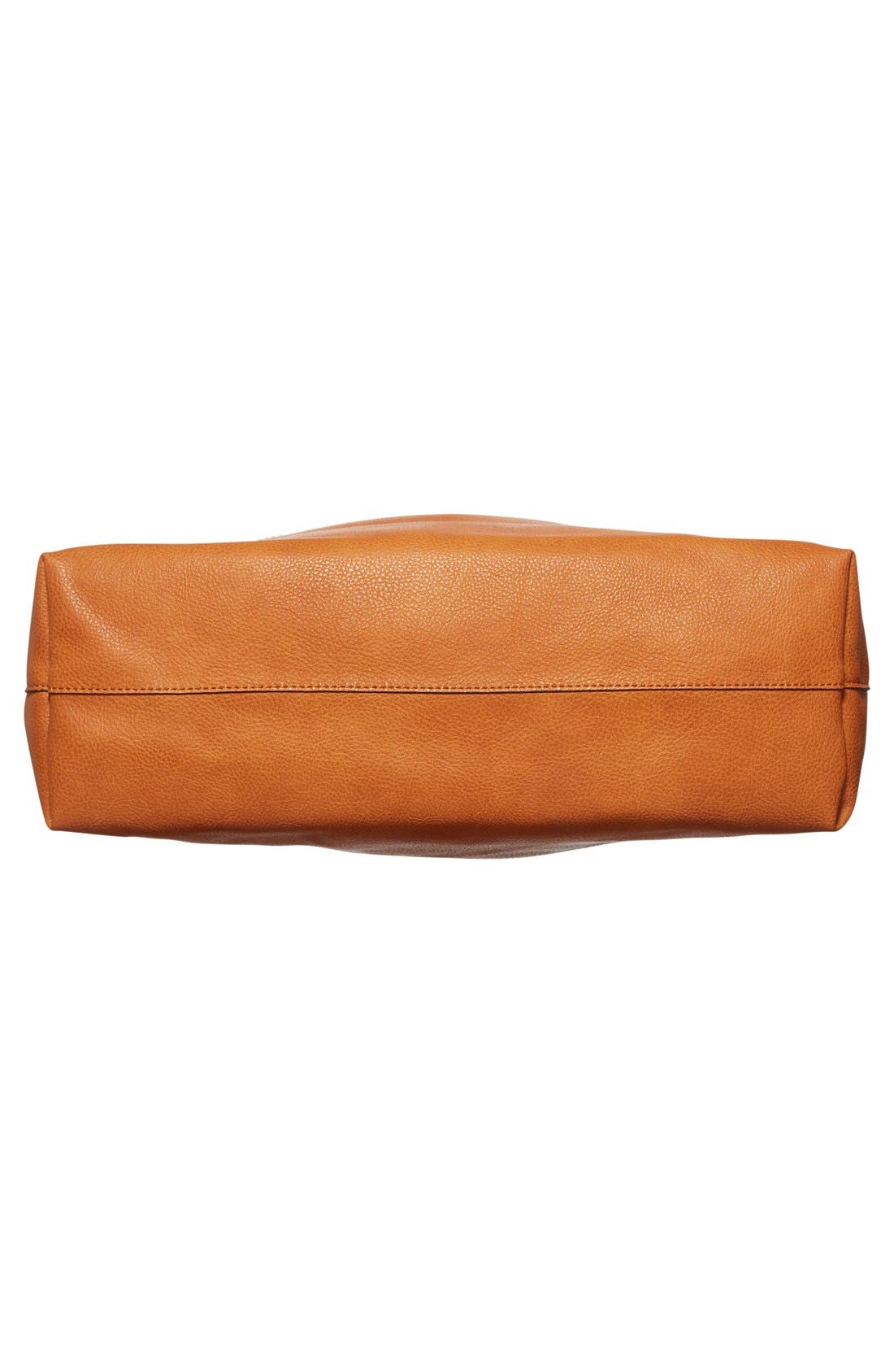 Dawson Oversize Faux Leather Shopper,                             Alternate thumbnail 35, color,