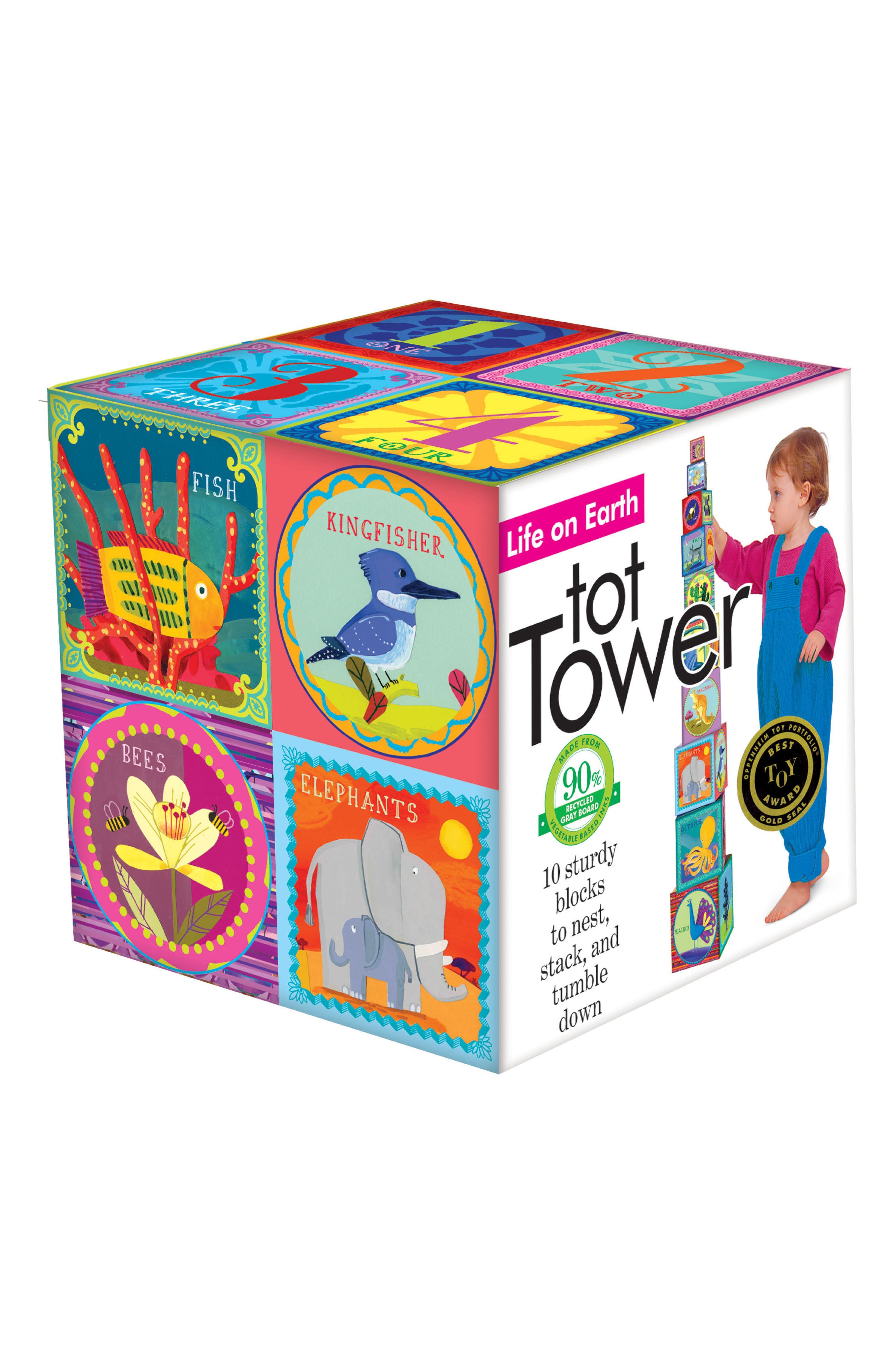 Life on Earth Tower,                             Main thumbnail 1, color,                             300