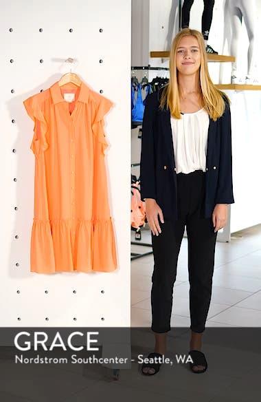 drop waist silk dress, sales video thumbnail
