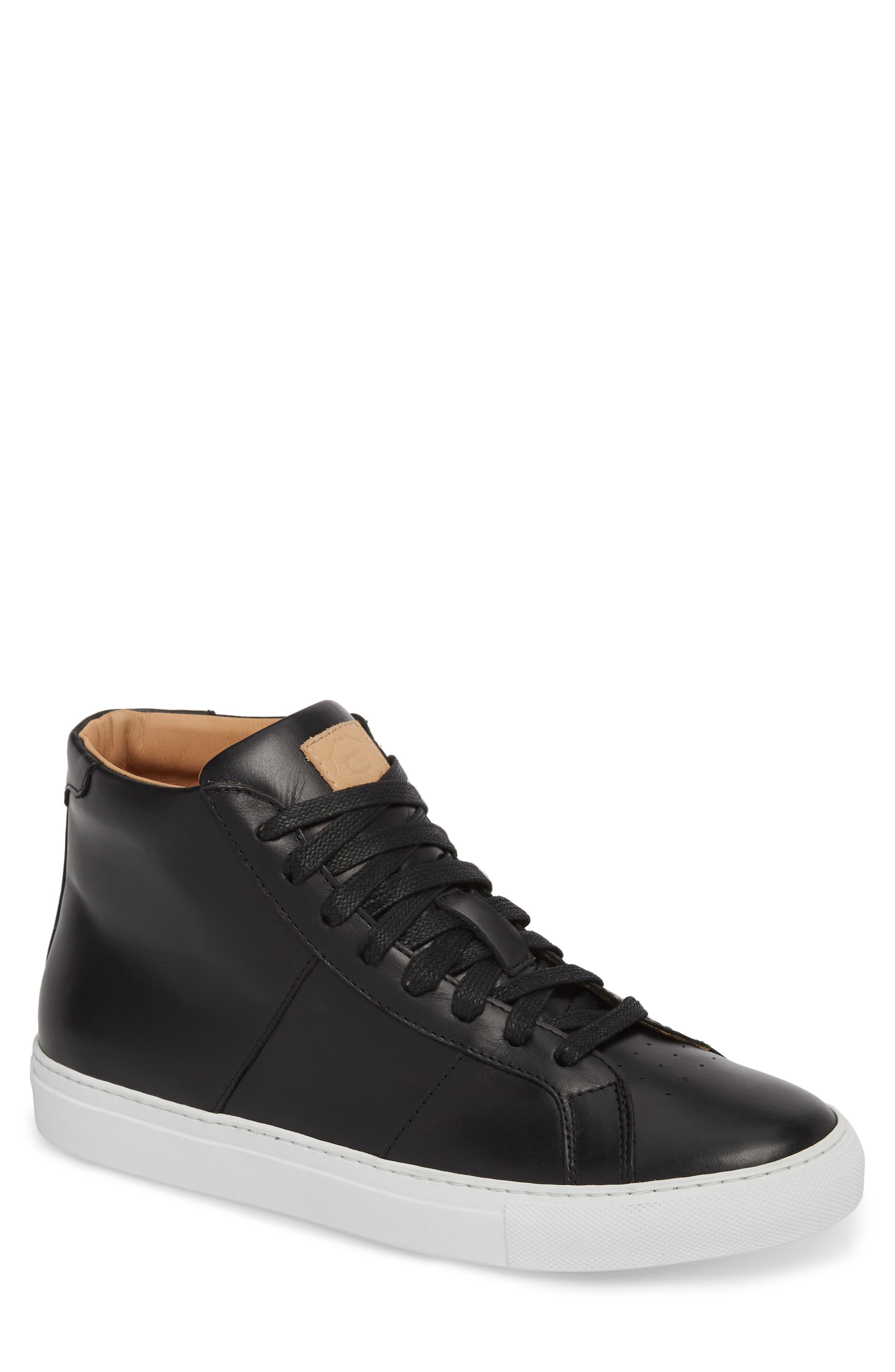 Royale High Top Sneaker,                         Main,                         color, 001