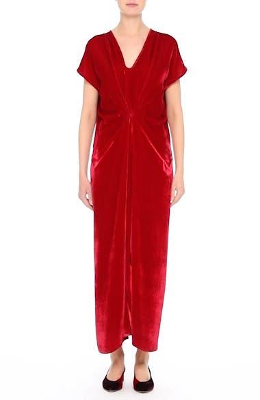 Sana Velvet Dress, video thumbnail