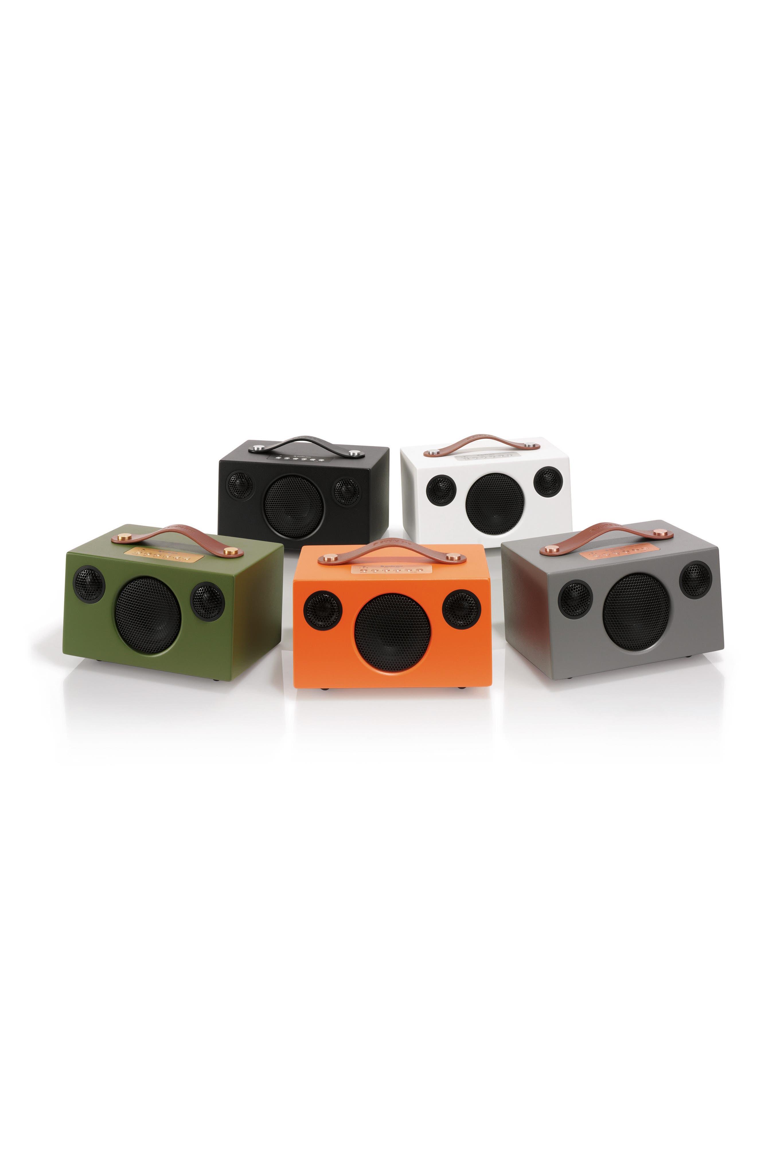 Addon T3 Portable Speaker,                             Alternate thumbnail 4, color,                             COAL BLACK