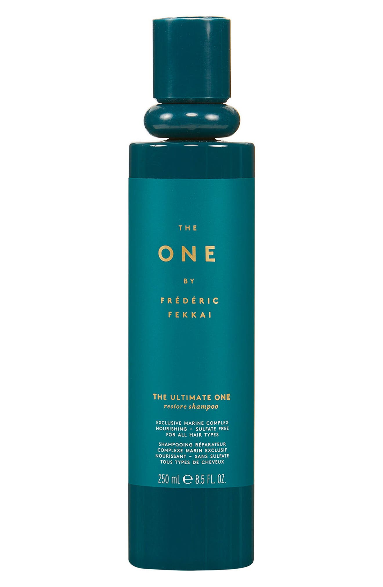 The One by Frédéric Fekkai The Ultimate One Restore Shampoo,                             Main thumbnail 1, color,                             NO COLOR