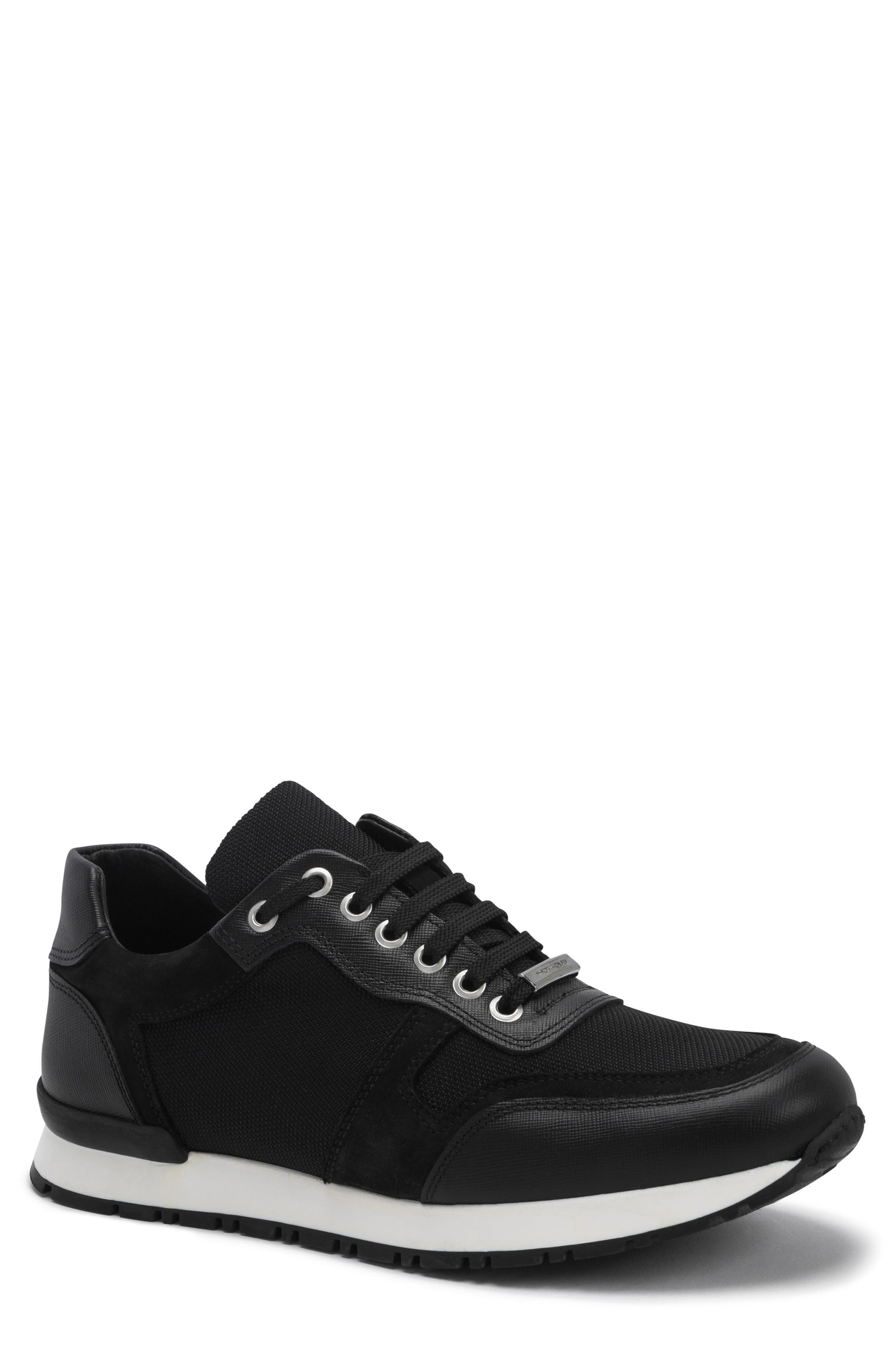 Modena Sneaker,                             Main thumbnail 1, color,                             NERO BLACK