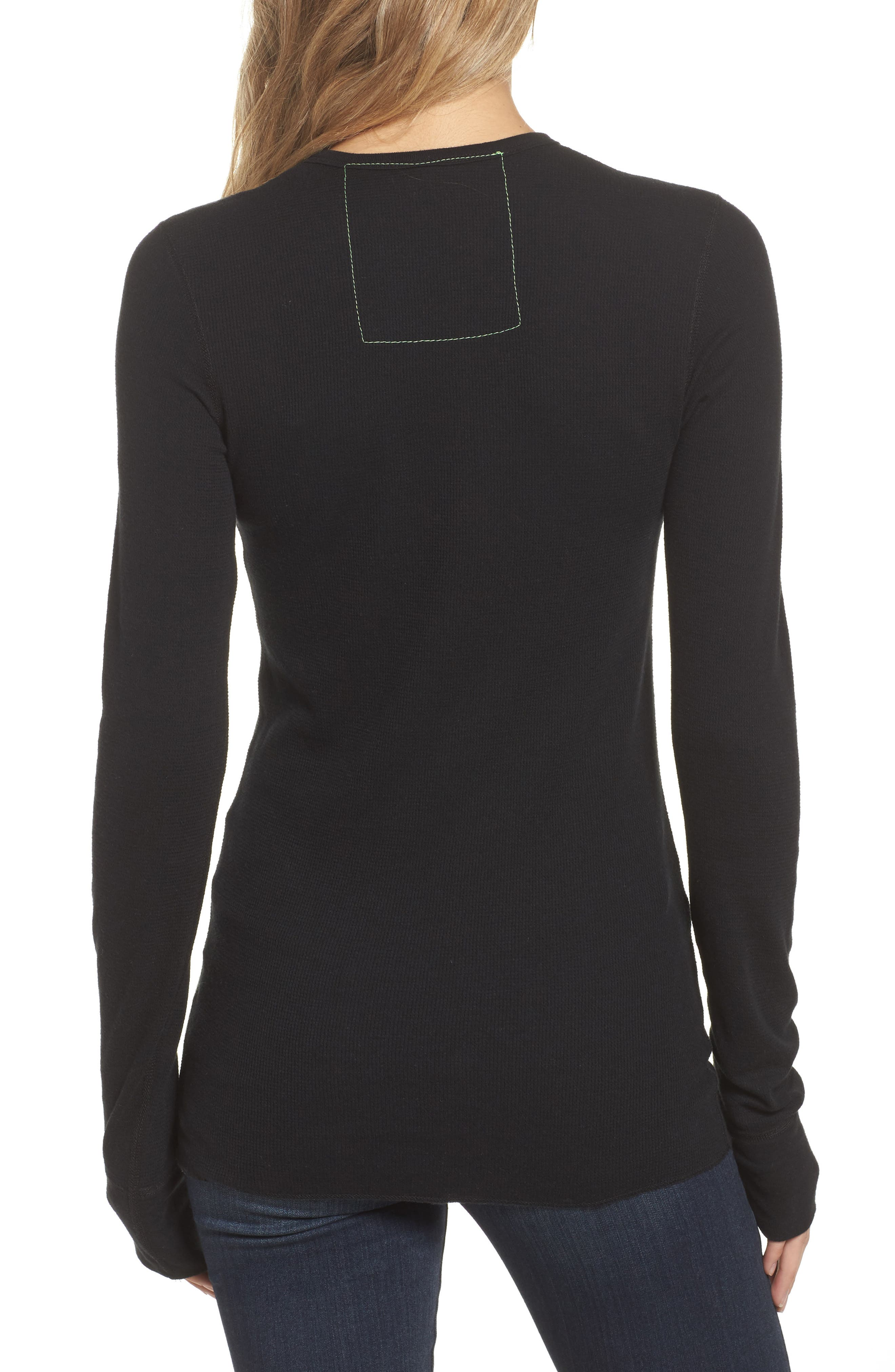 Bolt Thermal Top,                             Alternate thumbnail 2, color,                             030