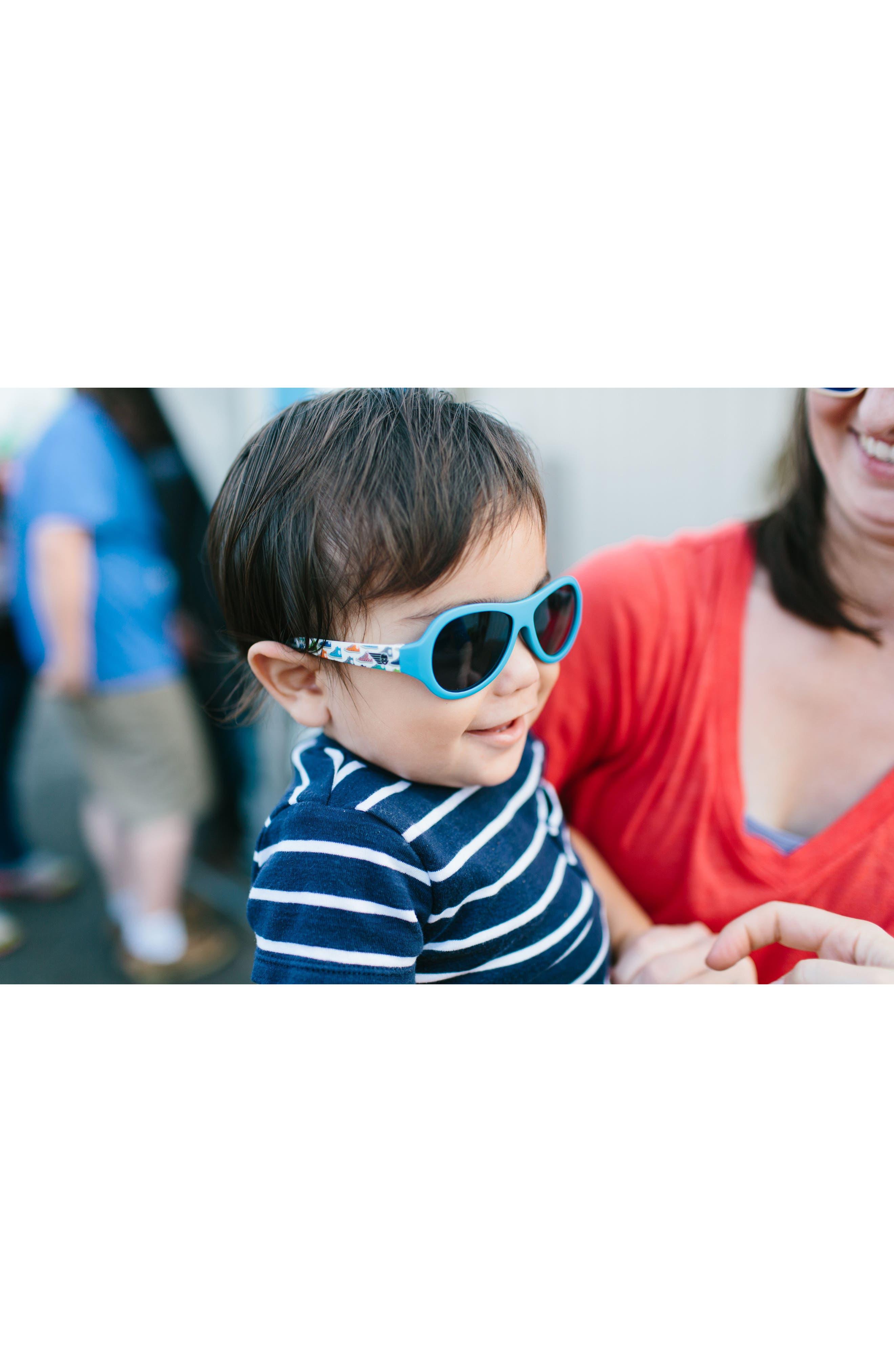 Polarized Sunglasses,                             Alternate thumbnail 5, color,                             FEELING SNEAKY