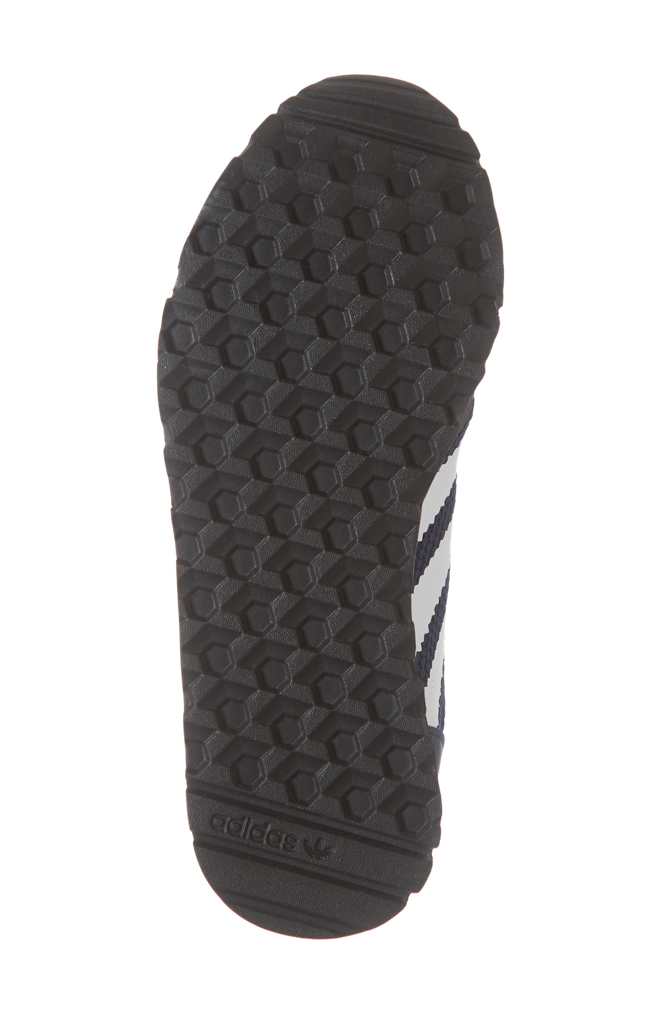 N-5923 Classic Sneaker,                             Alternate thumbnail 6, color,                             COLLEGIATE NAVY / WHITE