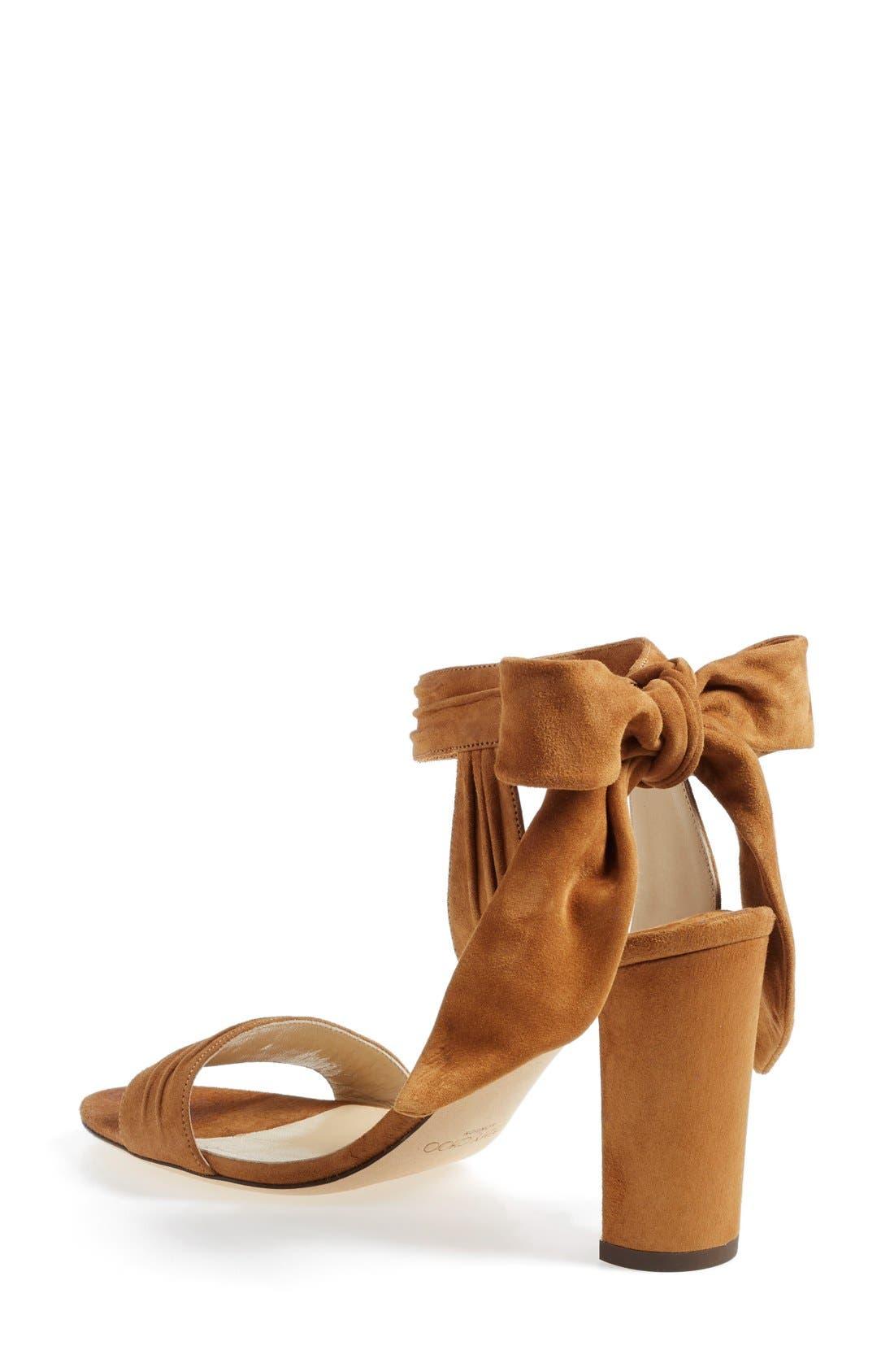 'Kora' Sandal,                             Alternate thumbnail 6, color,                             200